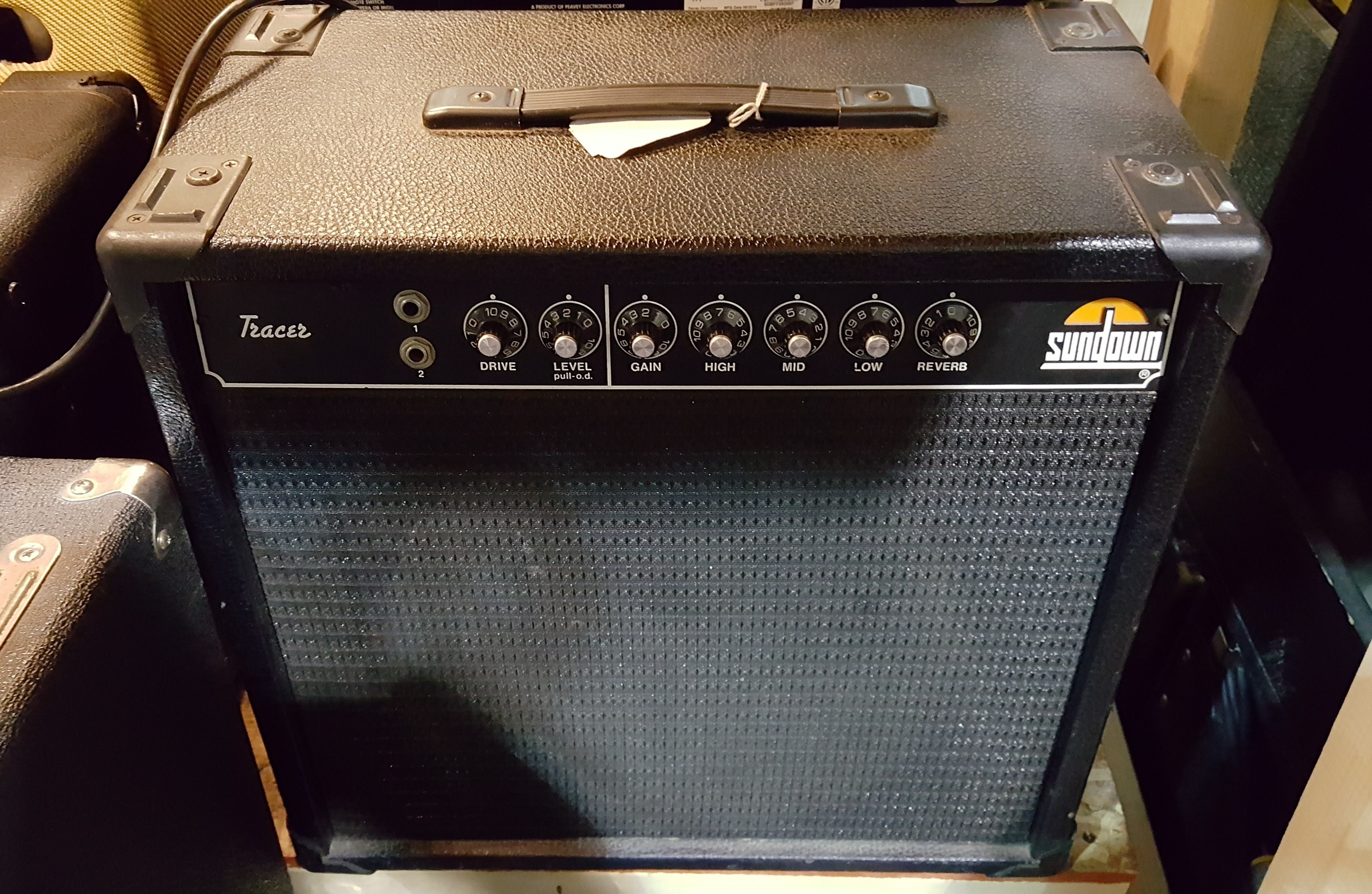 SUNDOWN TRACER 1x12 Guitar Amp Combo **LOCAL PICKUP ONLY**
