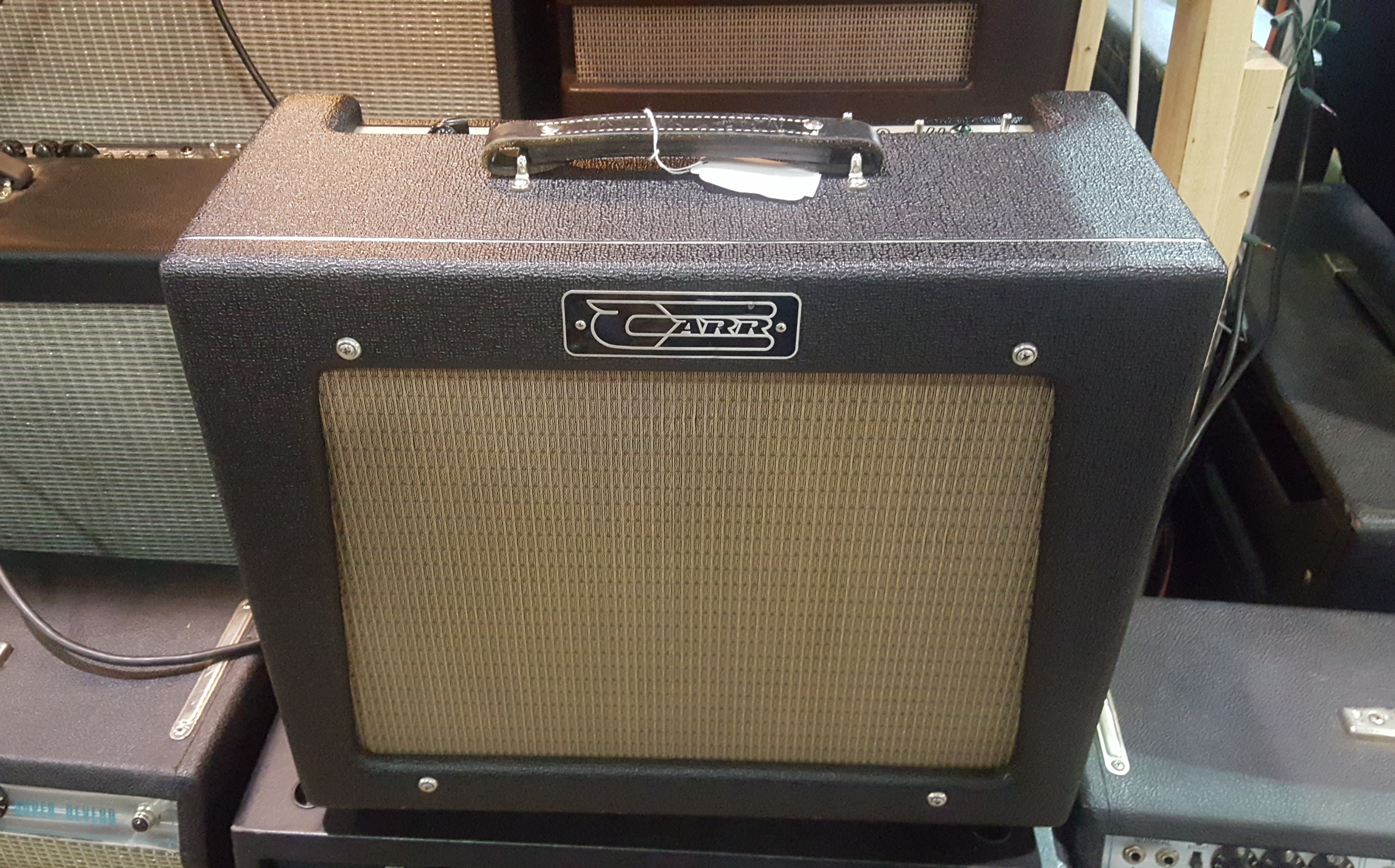 CARR RAMBLER 28W 1x12 Tube Guitar Amp Combo - LOCAL PICKUP ONLY!