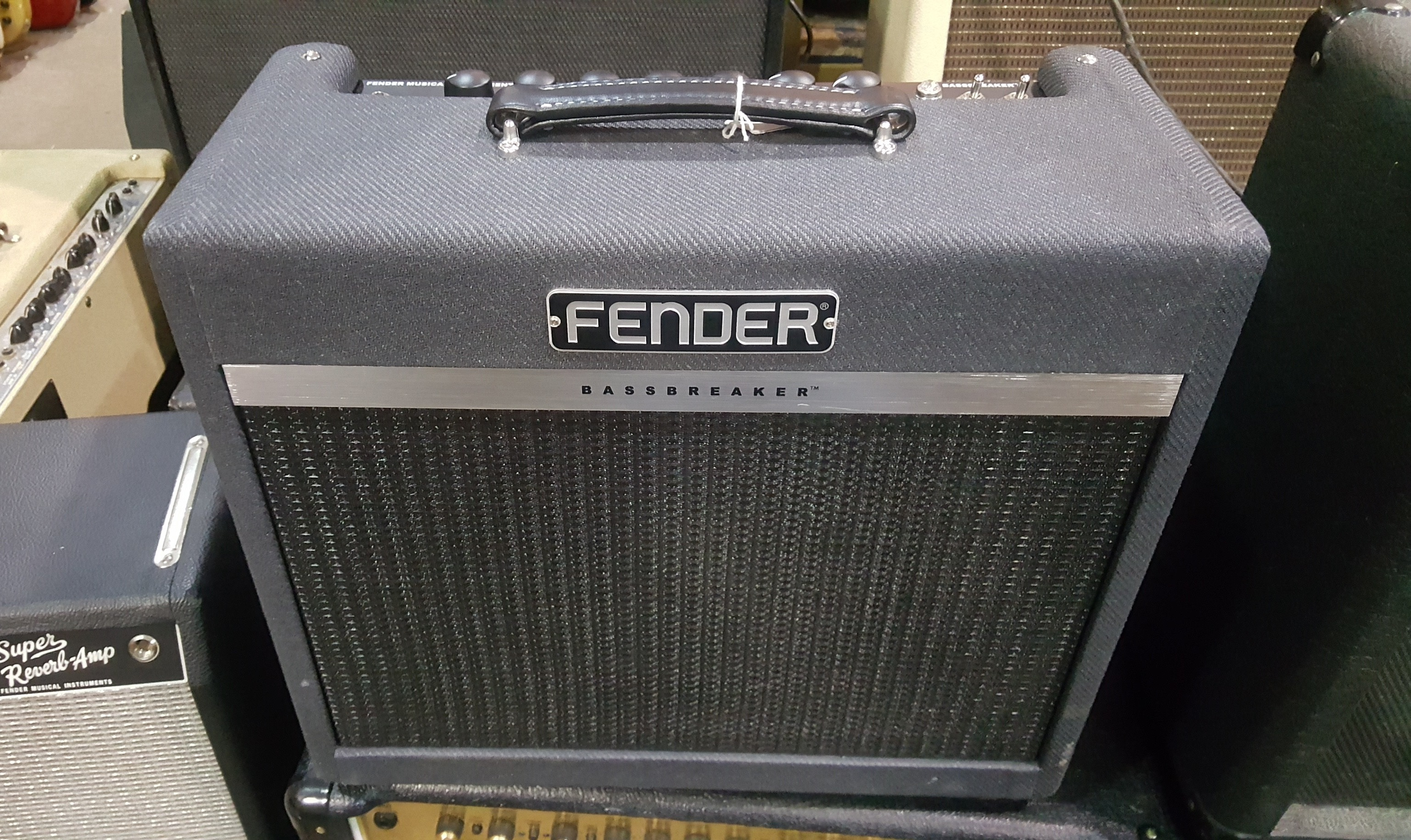 FENDER BASSBREAKER 15 - 15W 1x12 Tube Guitar Combo Amp - LOCAL PICKUP ONLY!