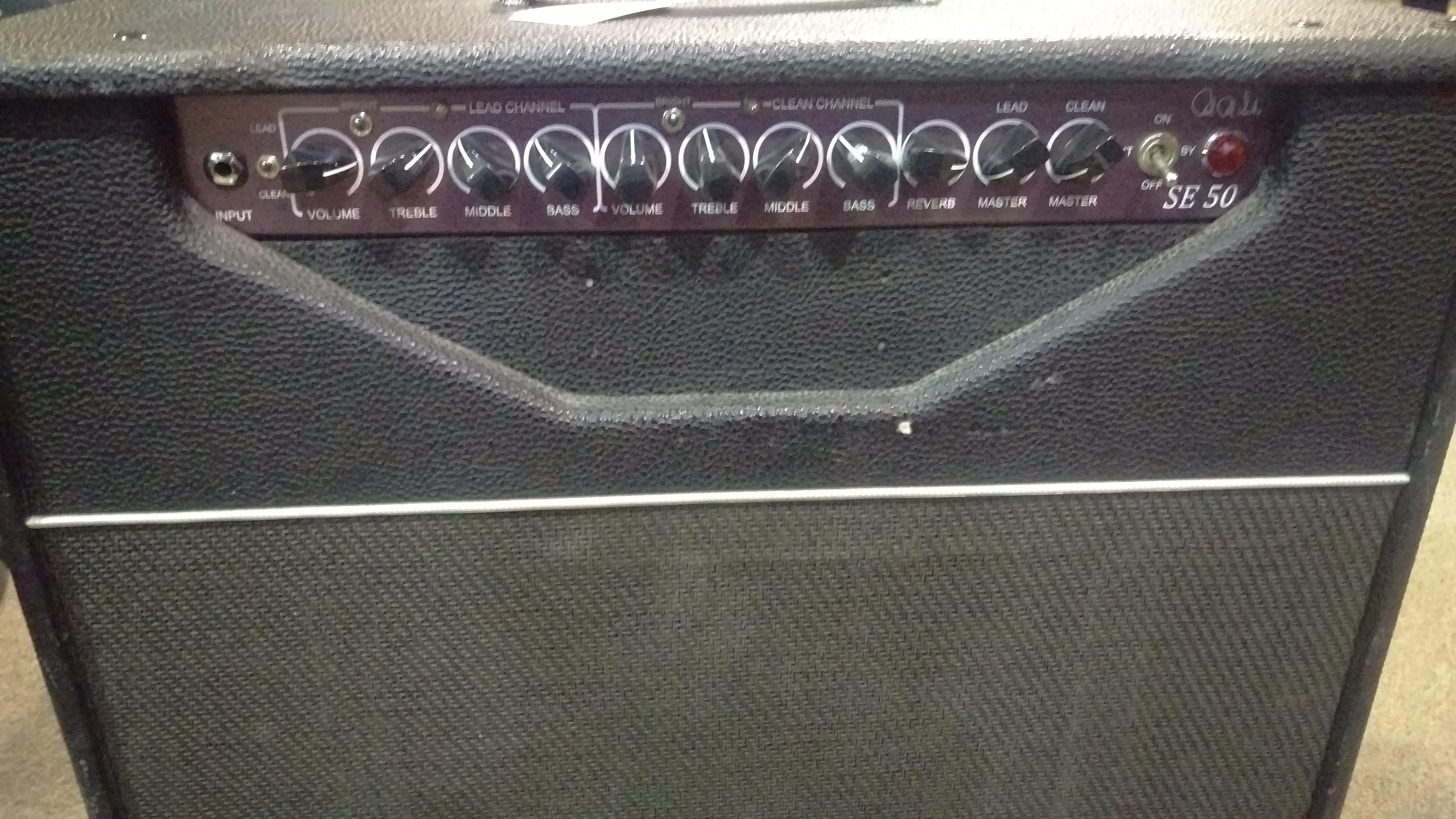 PRS SE50 Combo Amp