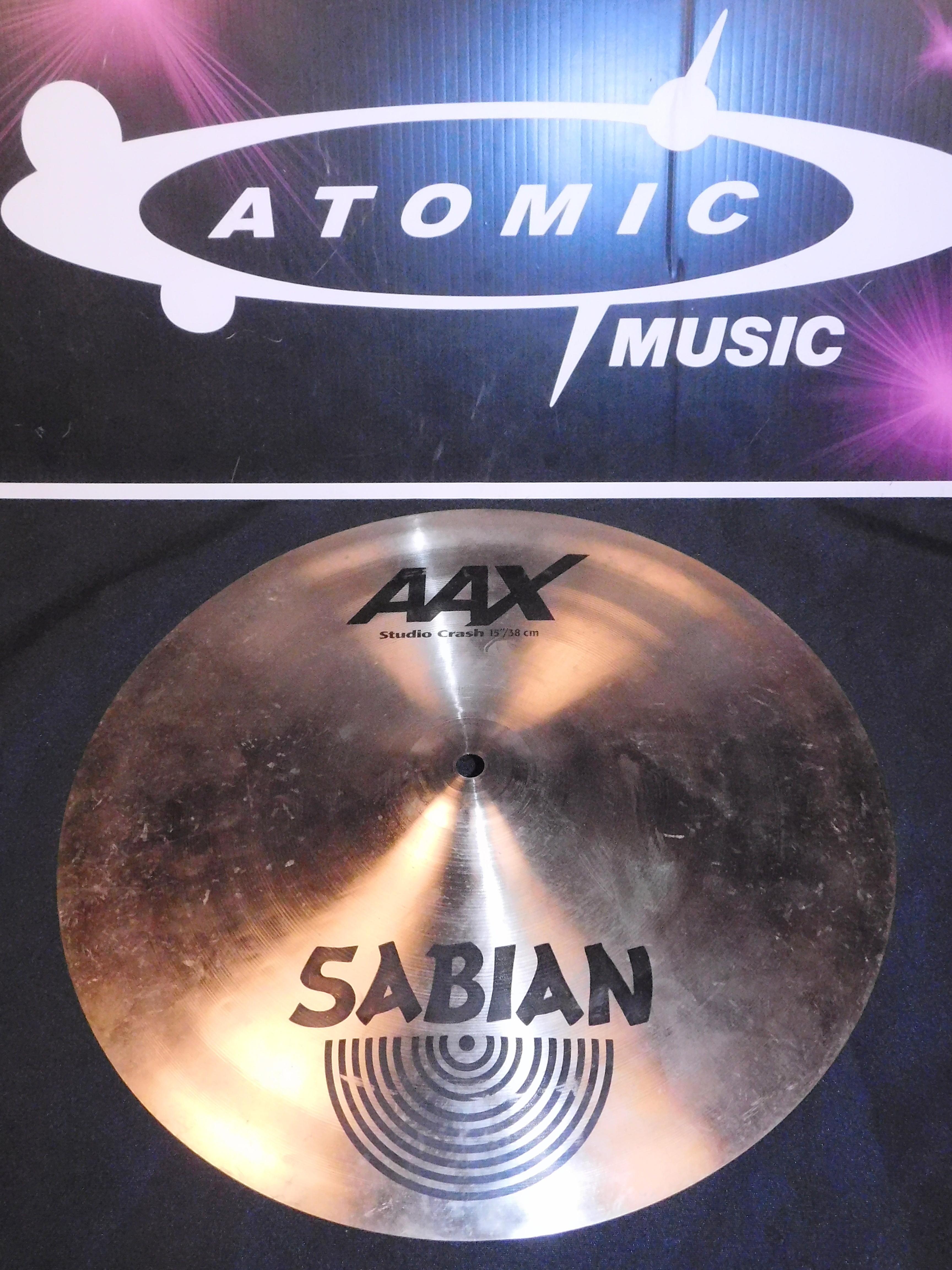 SABIAN AAX STUDIO 15
