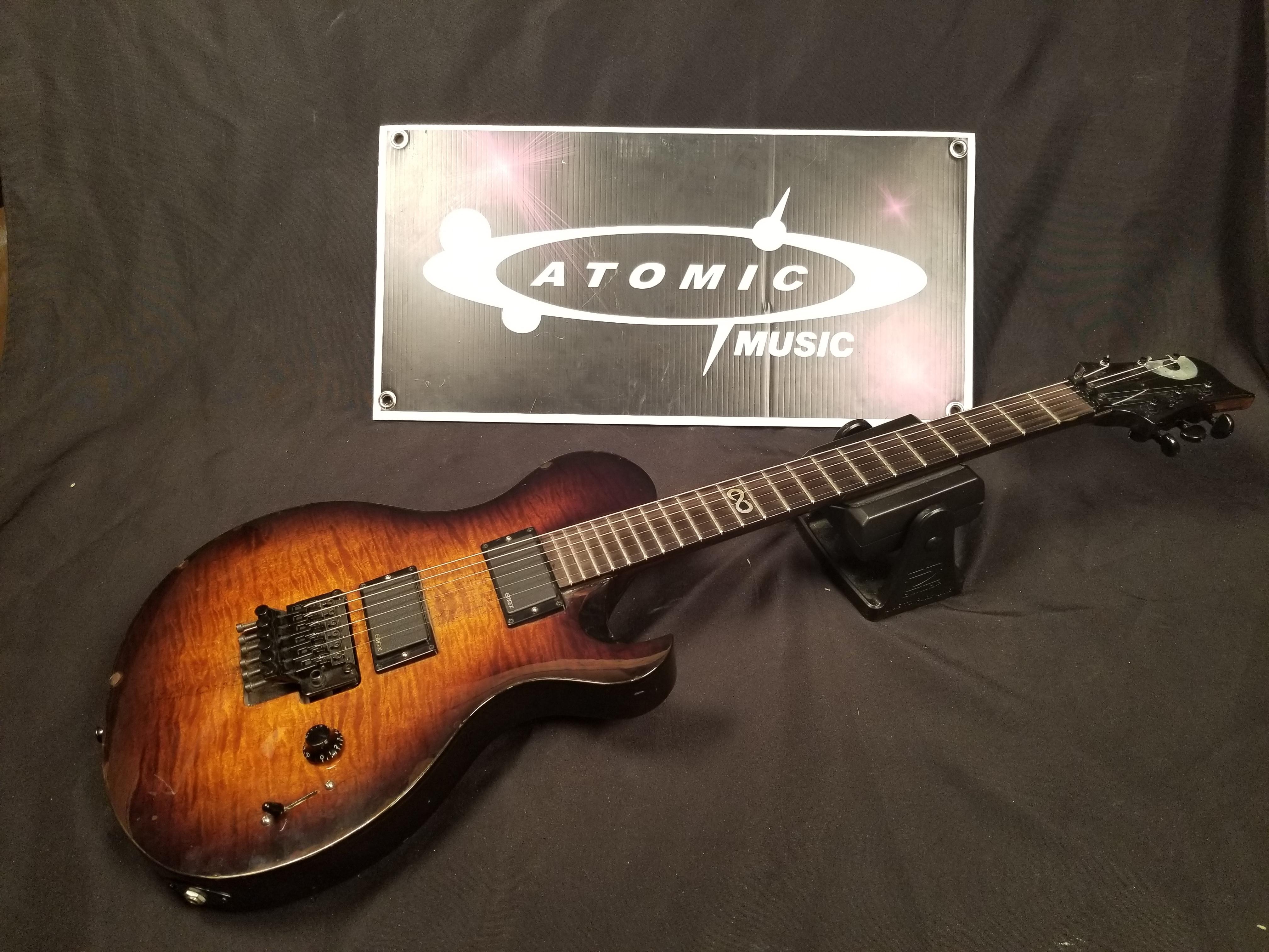 Infinity Single Cut Guitar
