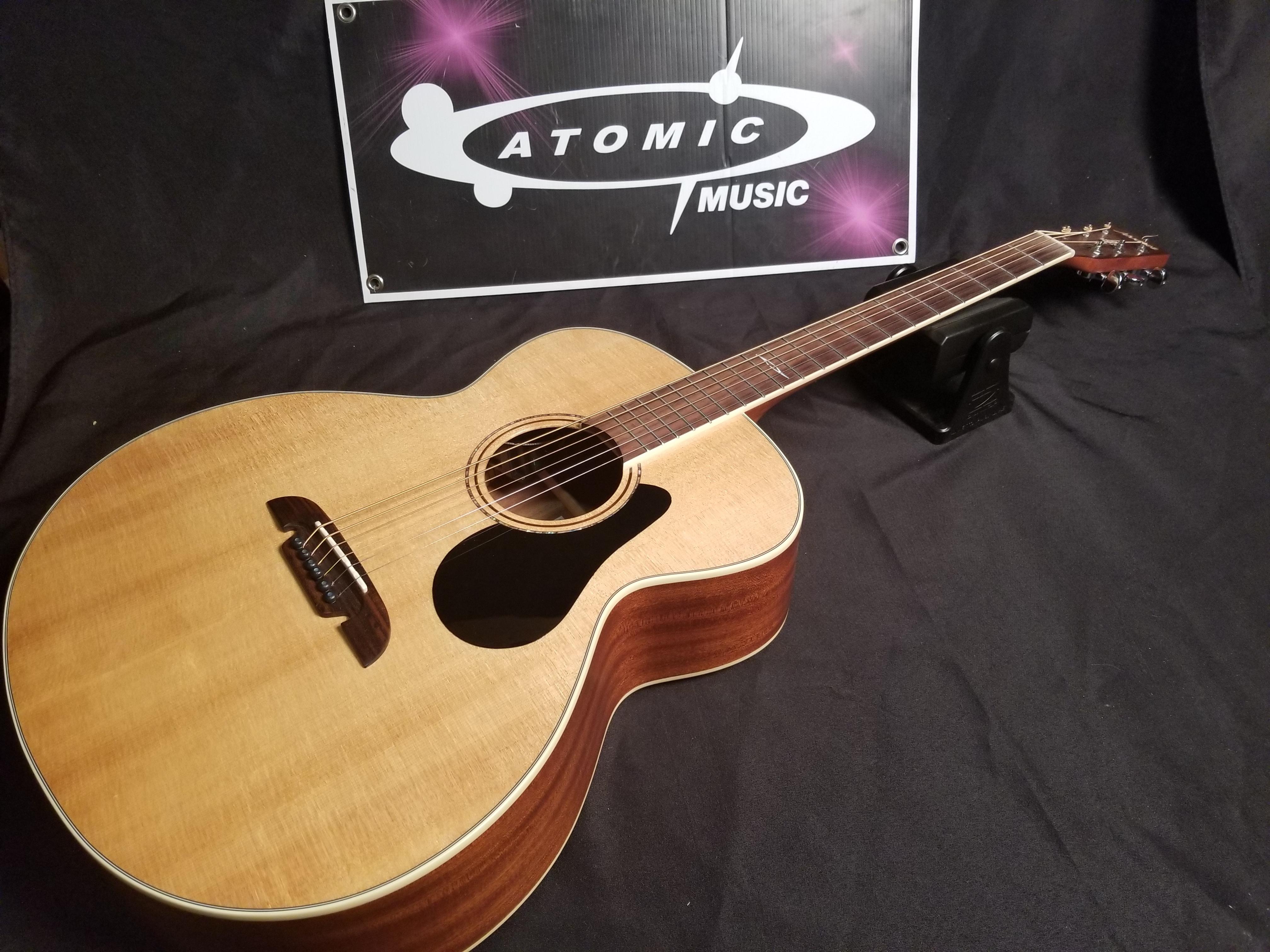 Alvarez ABT60E Baritone