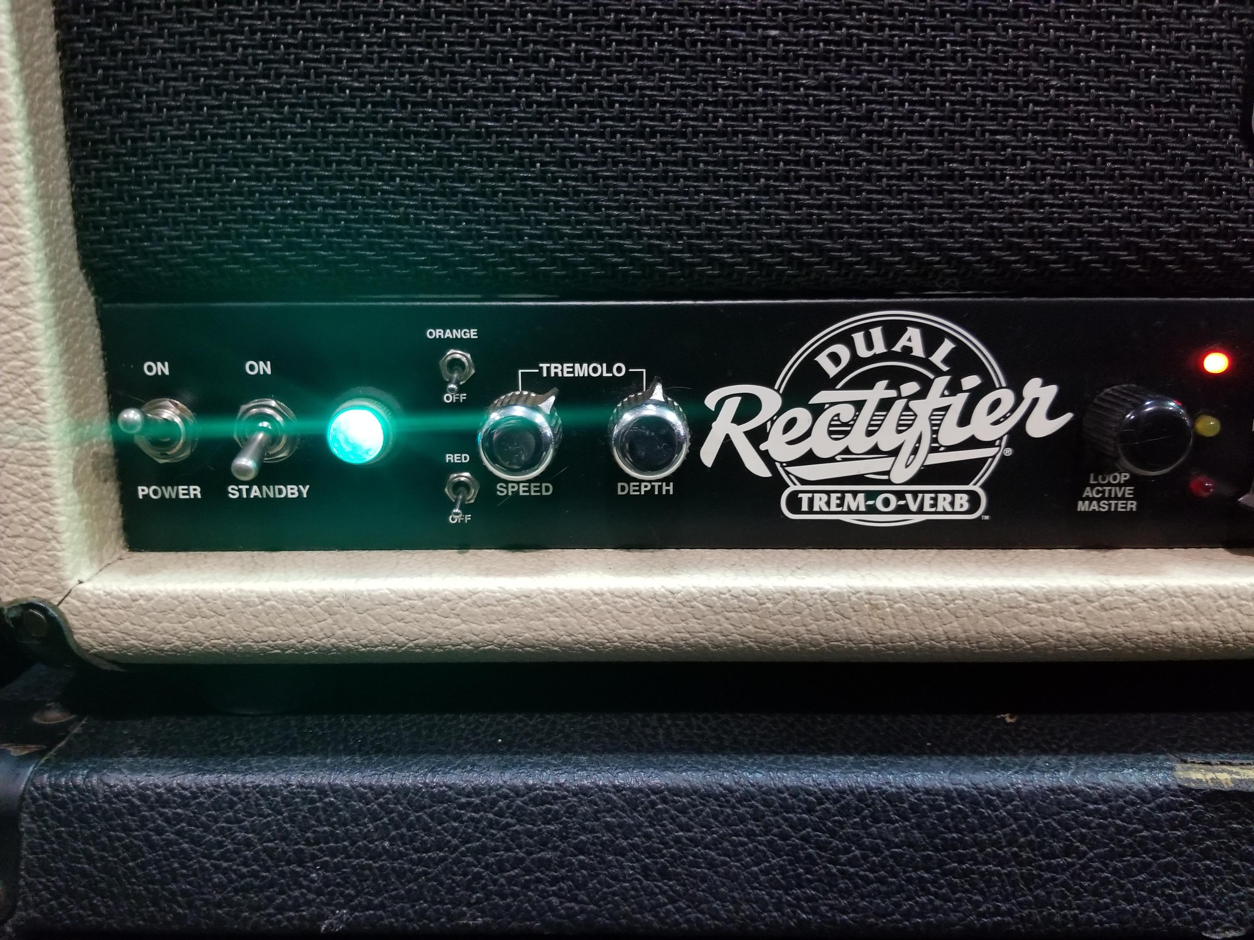 Mesa Boogie Tremoverb 100