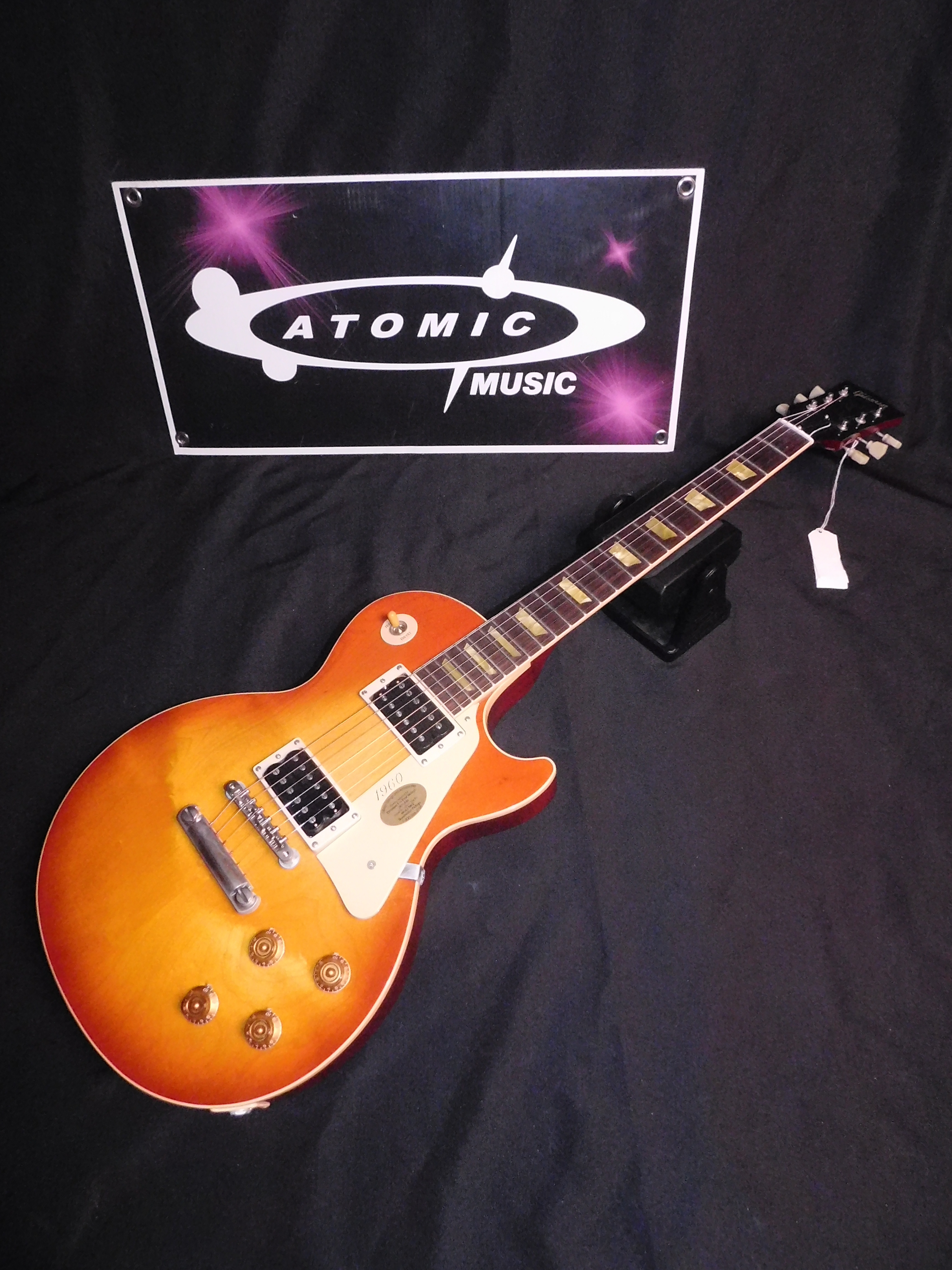 GIBSON 1960 CLASSIC W/HSC