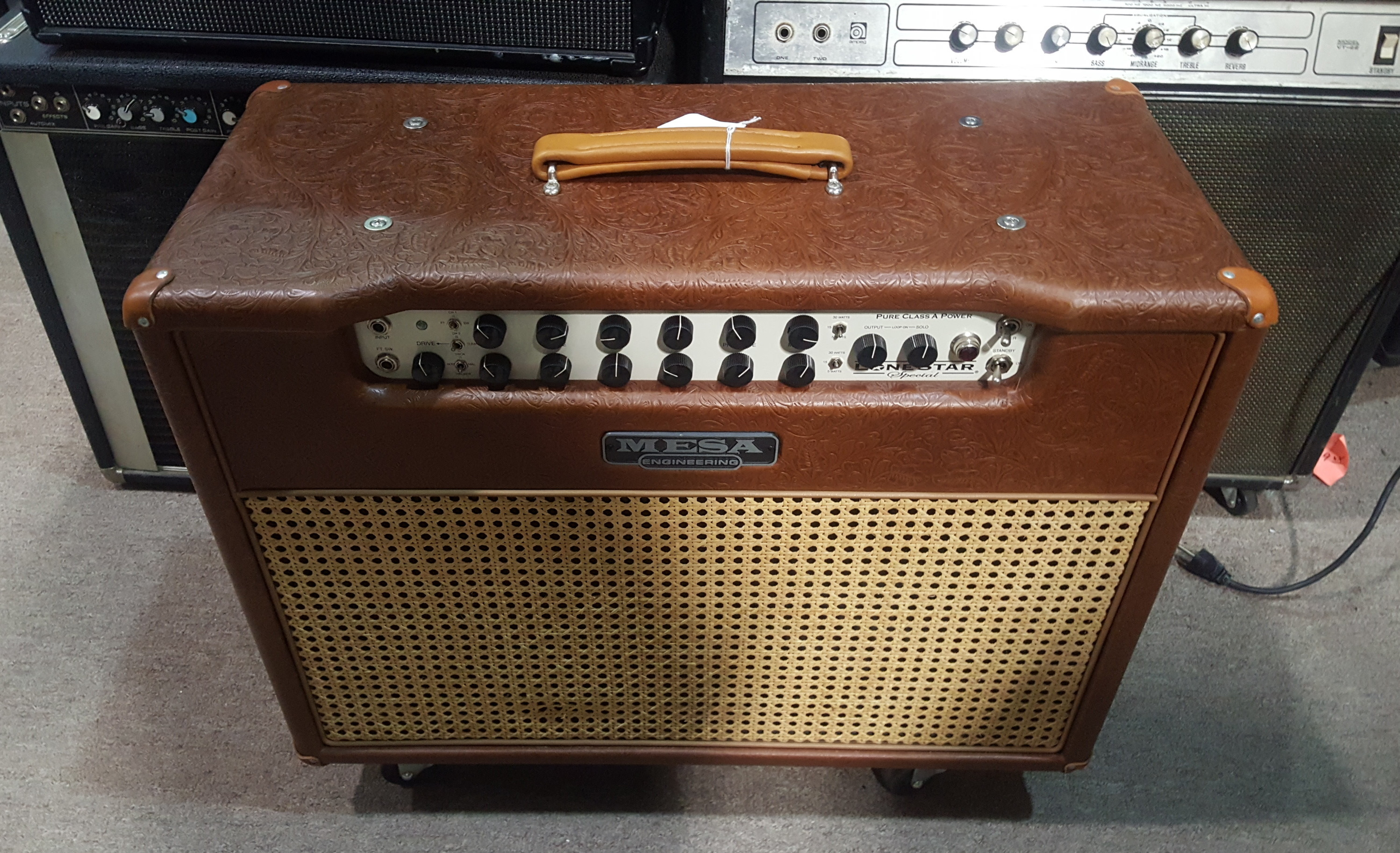 MESA BOOGIE LONE STAR SPECIAL 2x12 Tube Combo Amp - LOCAL PICKUP ONLY!