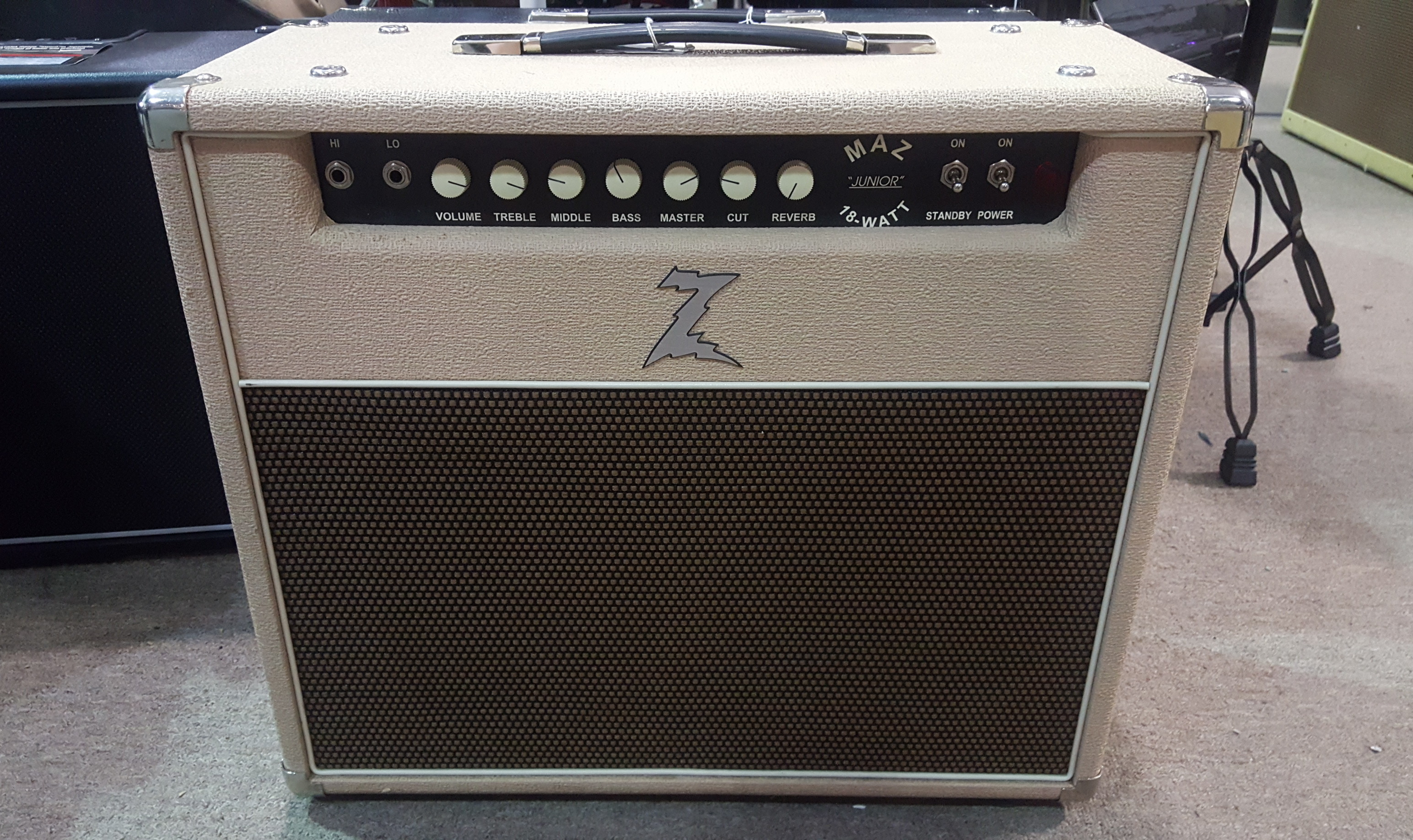 DR. Z MAZ 18 JR REVERB 18W 2x10 Tube Guitar Combo Amp - LOCAL PICKUP ONLY!