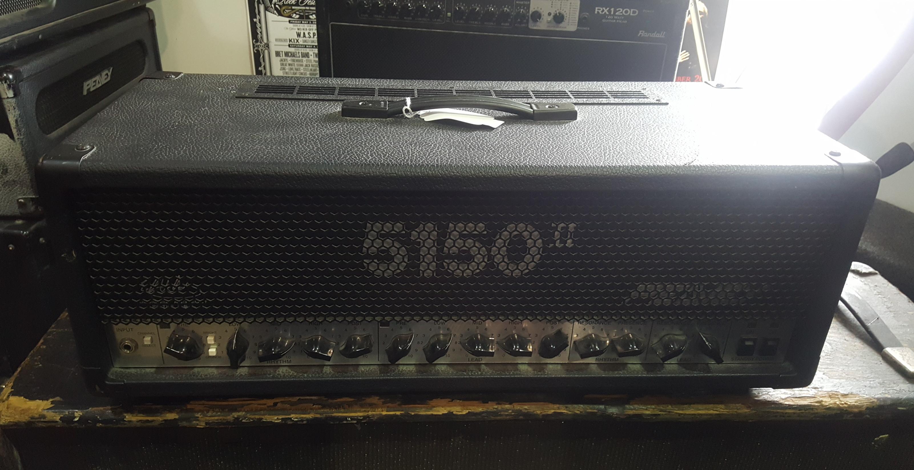 PEAVEY 5150 II 120W Tube Amp Head - LOCAL PICKUP ONLY!