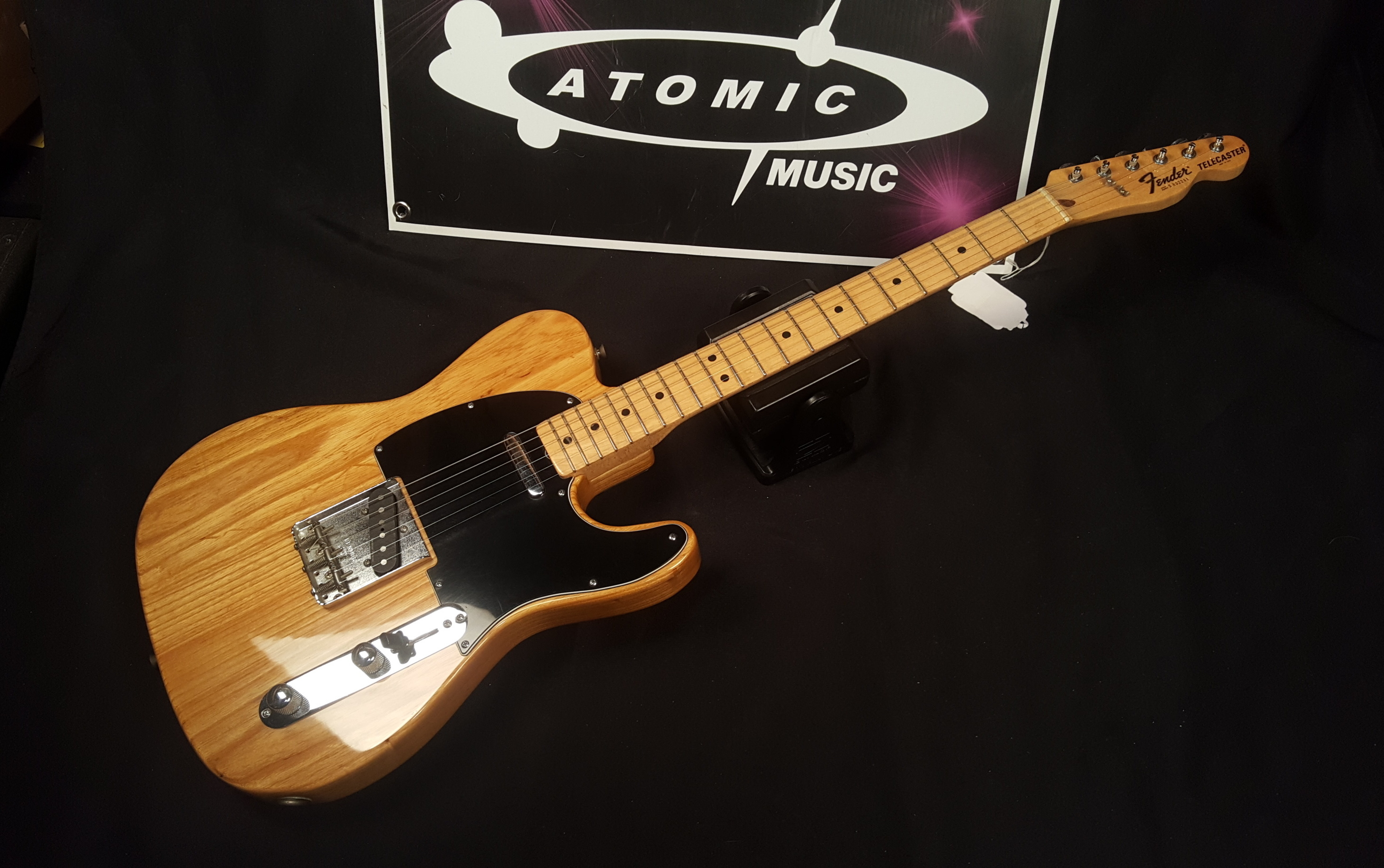 1978 FENDER USA AMERICAN TELECASTER Electric Guitar W/HSC - NATURAL FINISH!!