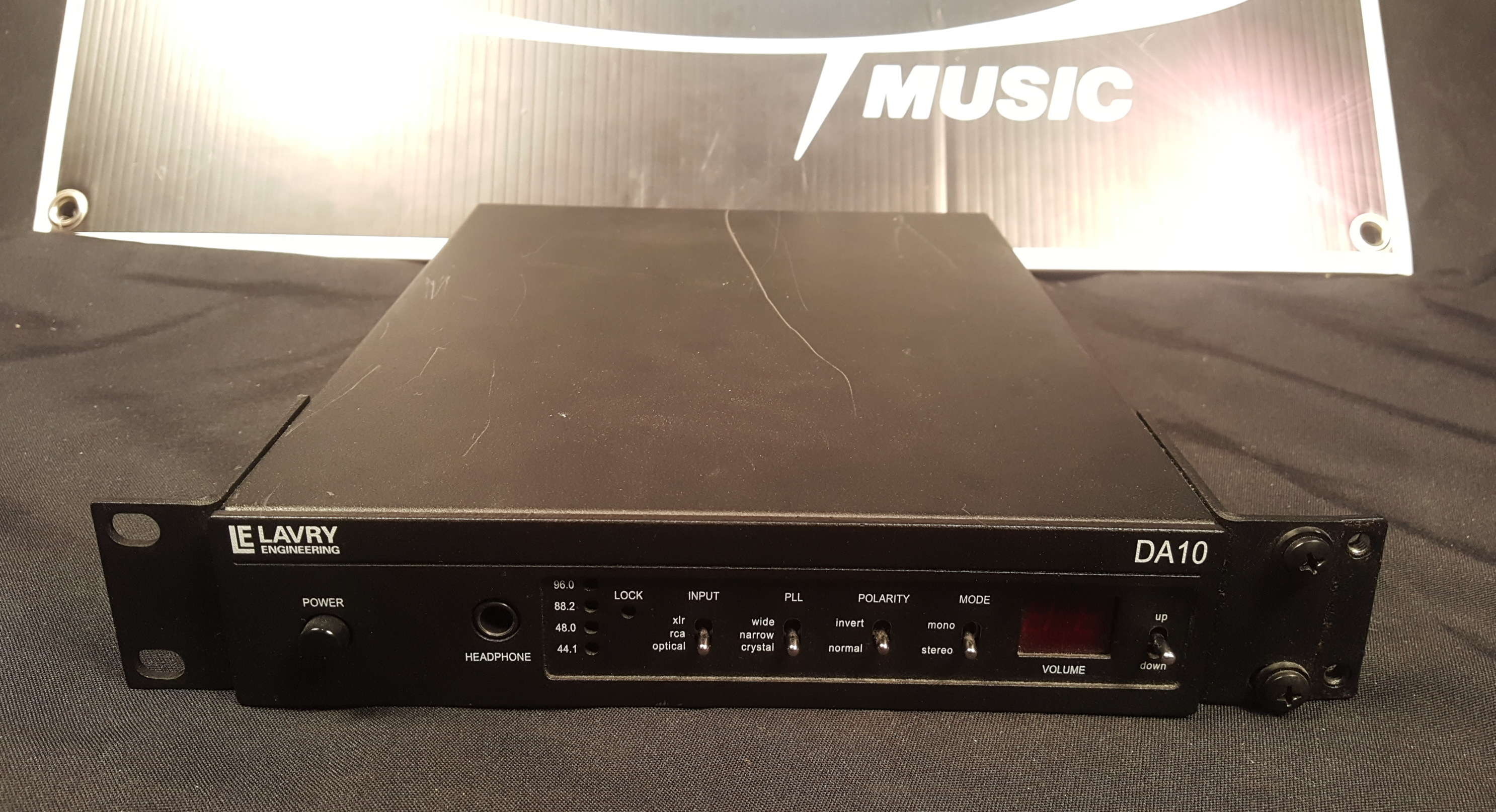 LAVRY DA10 Digital-to-Analog Converter
