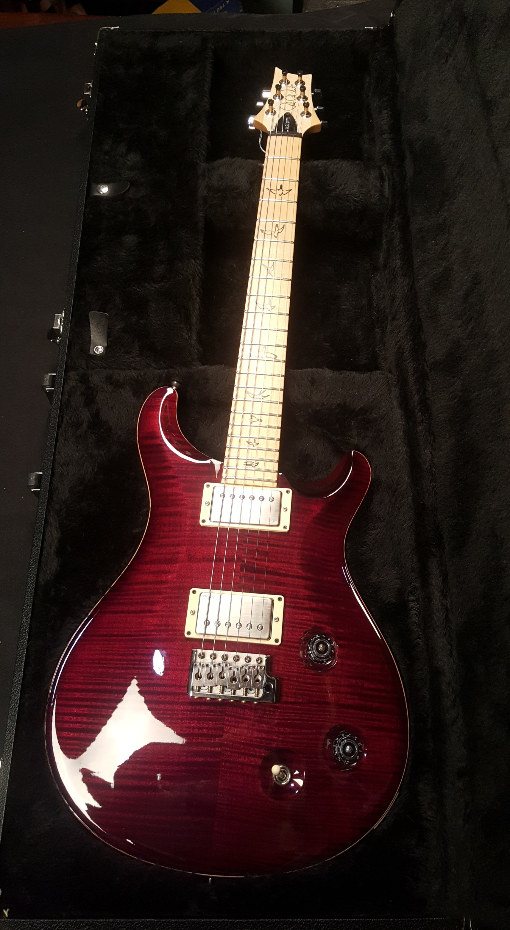 2010 PAUL REED SMITH PRS CUSTOM 22 Electric Guitar W/HSC - 10-TOP!!