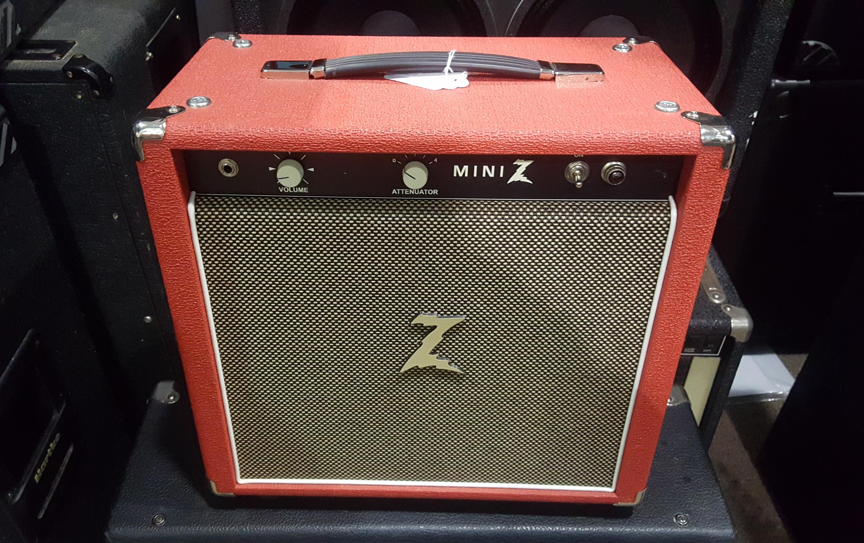 DR. Z MINI Z 5-Watt 1x10 Tube Guitar Amp Combo - LOCAL PICKUP ONLY!