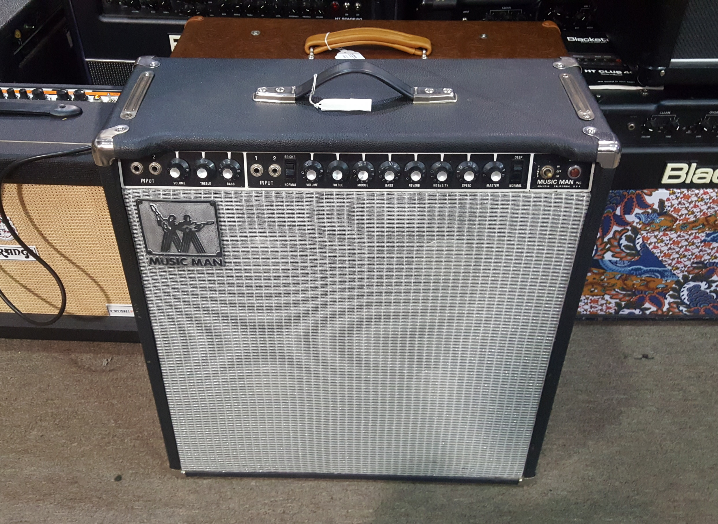 MUSIC MAN HD130 130W 4x10 Tube Guitar Combo Amp - LOCAL PICKUP ONLY!