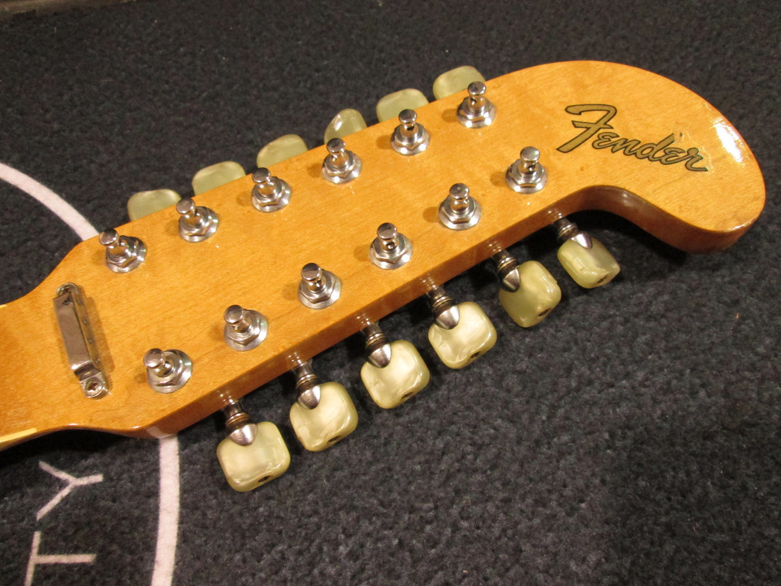 '60S FENDER ACOUSTIC 12 STRING NECK