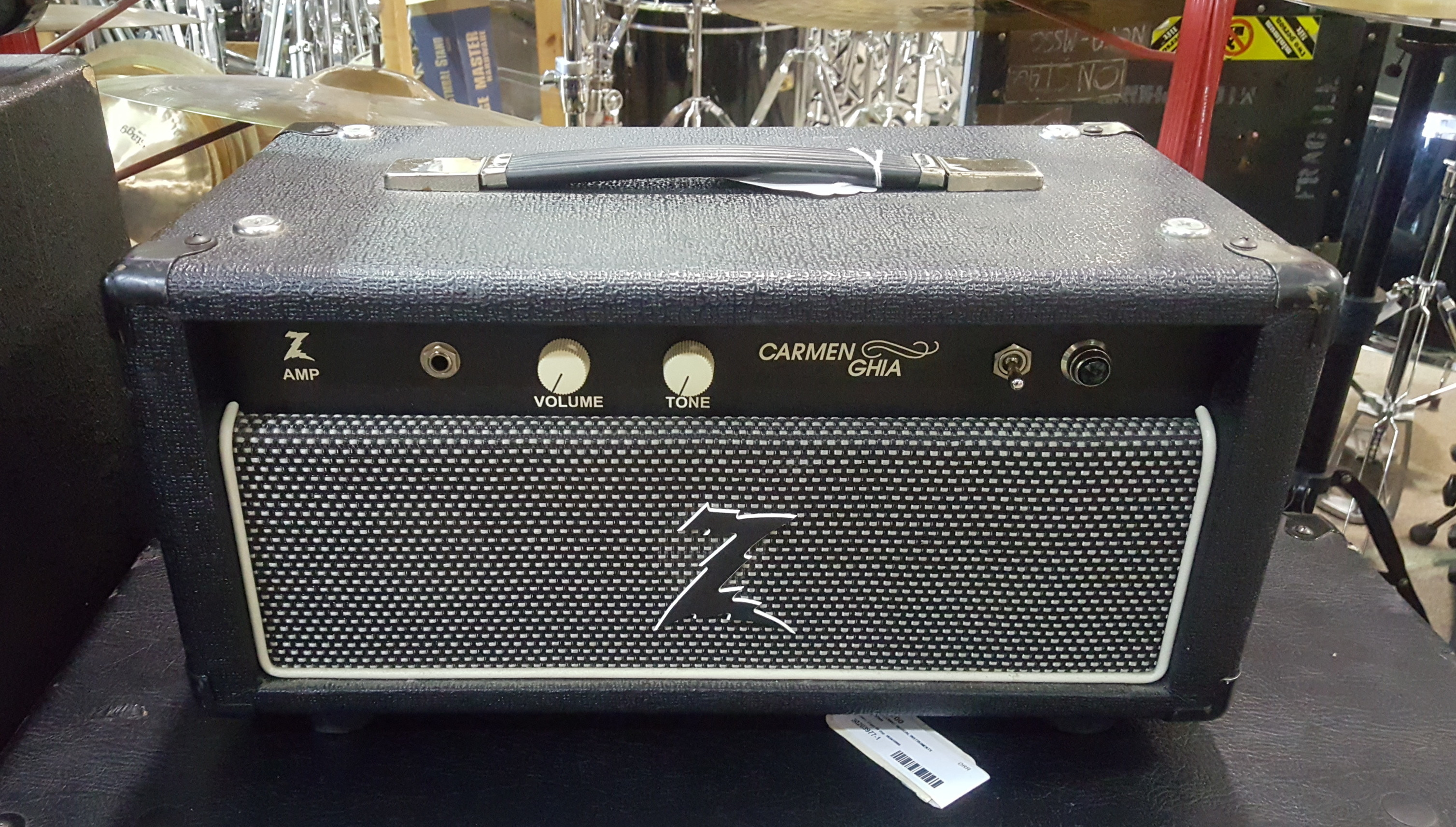 DR. Z CARMEN GHIA 18W Tube Guitar Amp Head - LOCAL PICKUP ONLY!