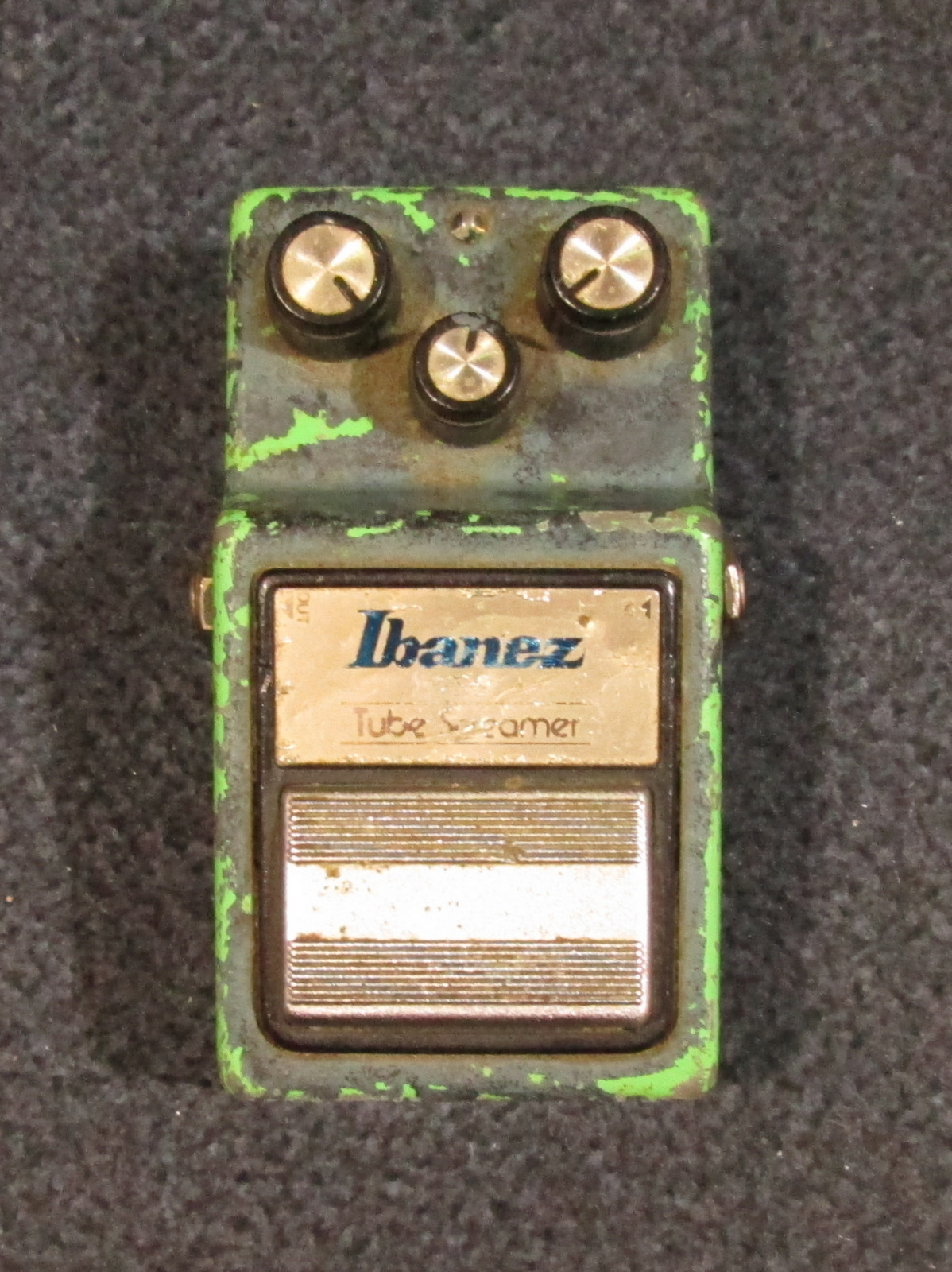 IBANEZ TS9 TUBE SCREAMER **JRC 4558D CHIP**