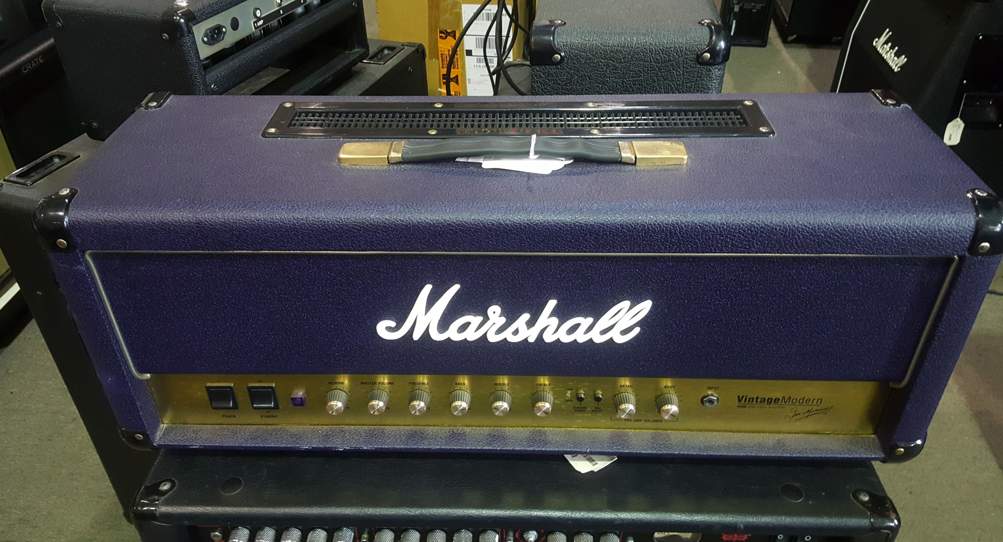 MARSHALL VINTAGE MODERN 2266 50W Tube Amp Head - LOCAL PICKUP ONLY!