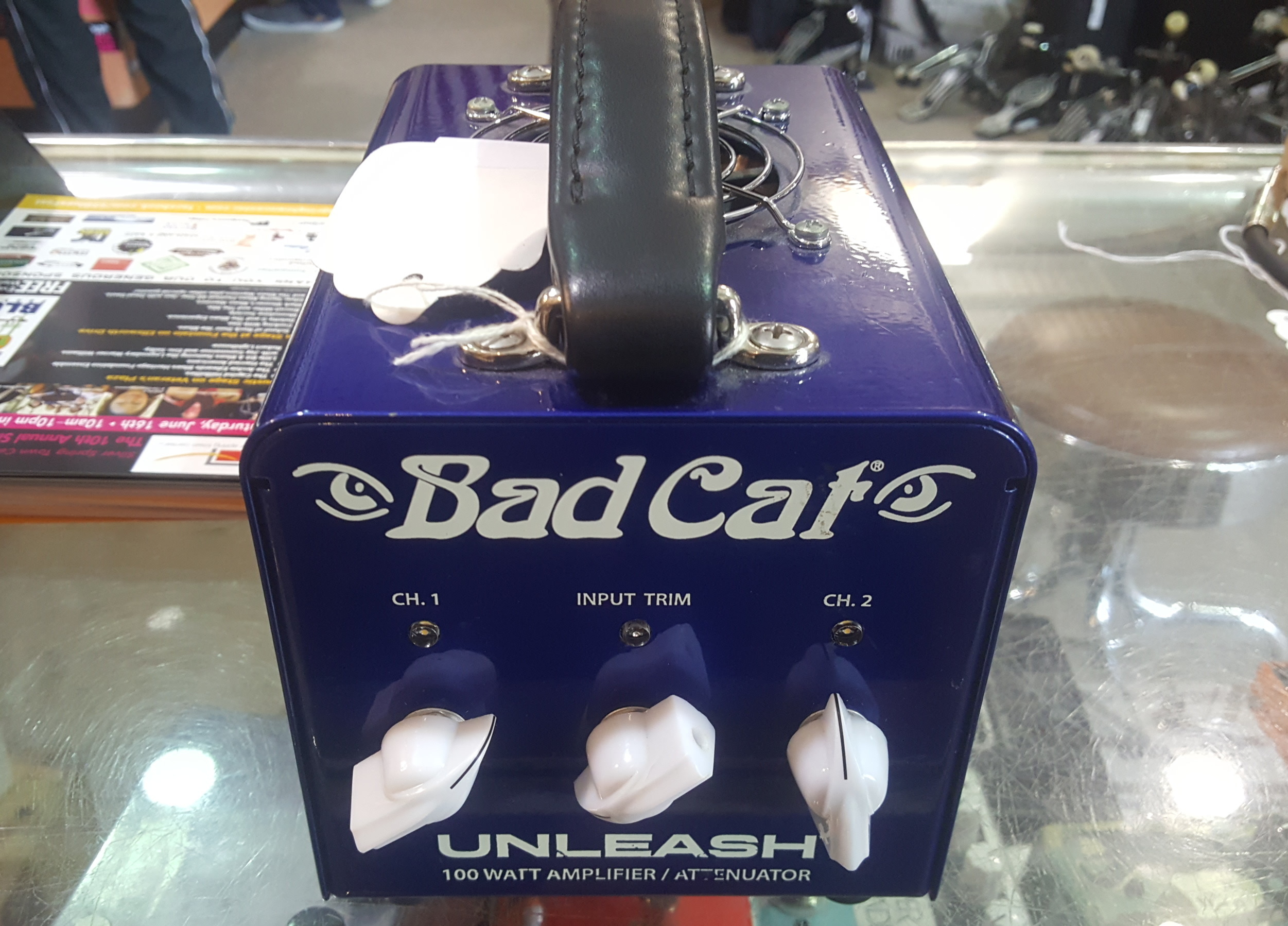 BAD CAT UNLEASH Re-Amplifier / Attenuator