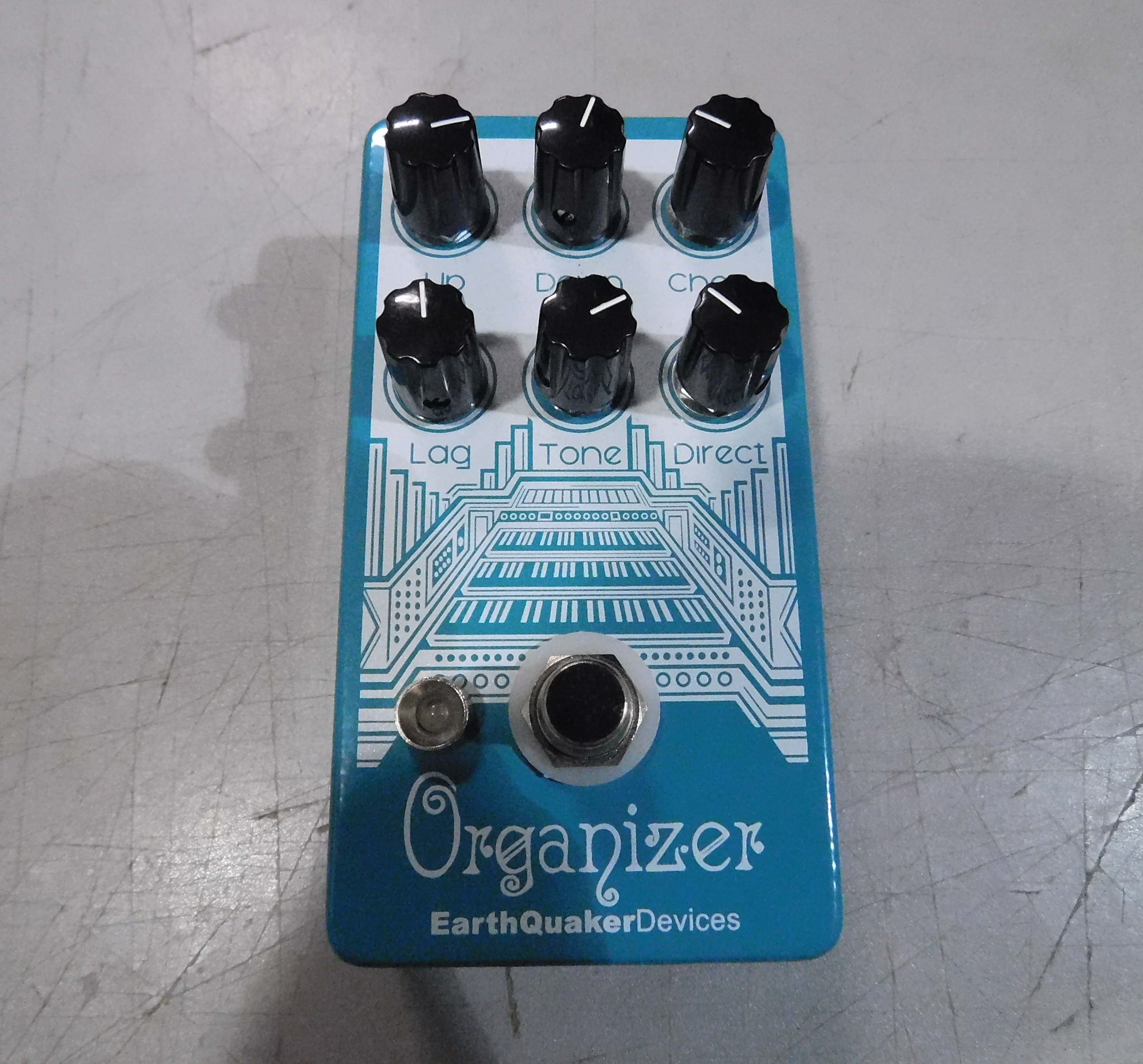 EARTHQUAKER DEVICES ORGANIZER Guitar Effect Pedal