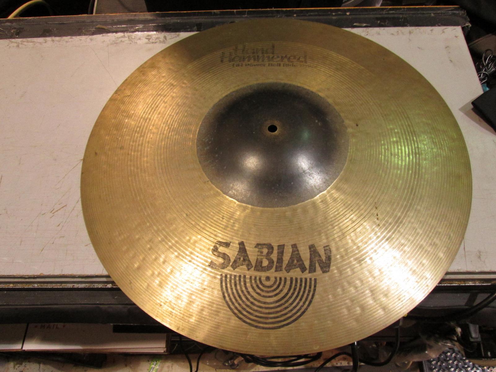 SABIAN HH POWERBELL RIDE 22