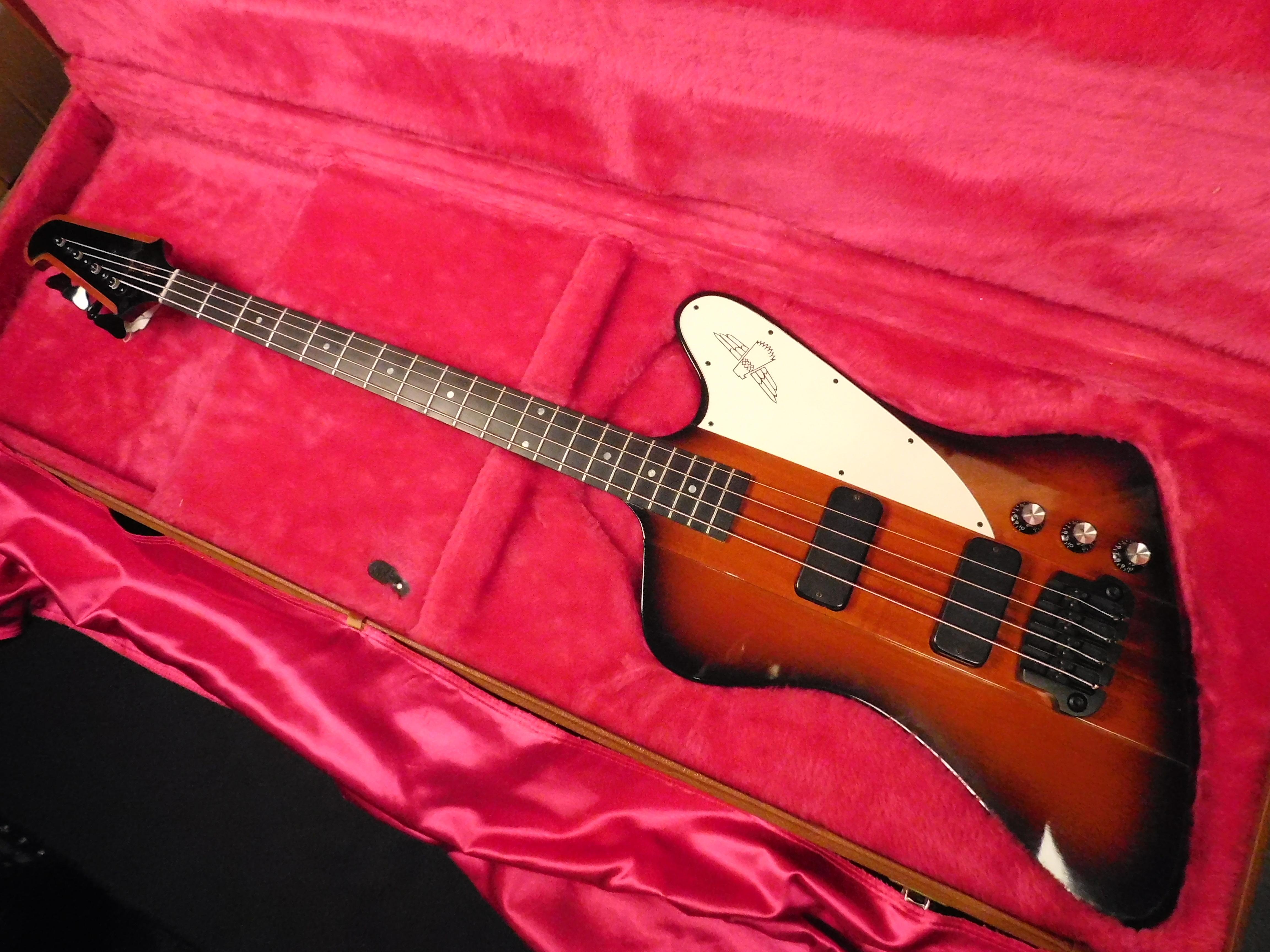 1993 GIBSON THUNDERBIRD 4-String Electric Bass **HSC**