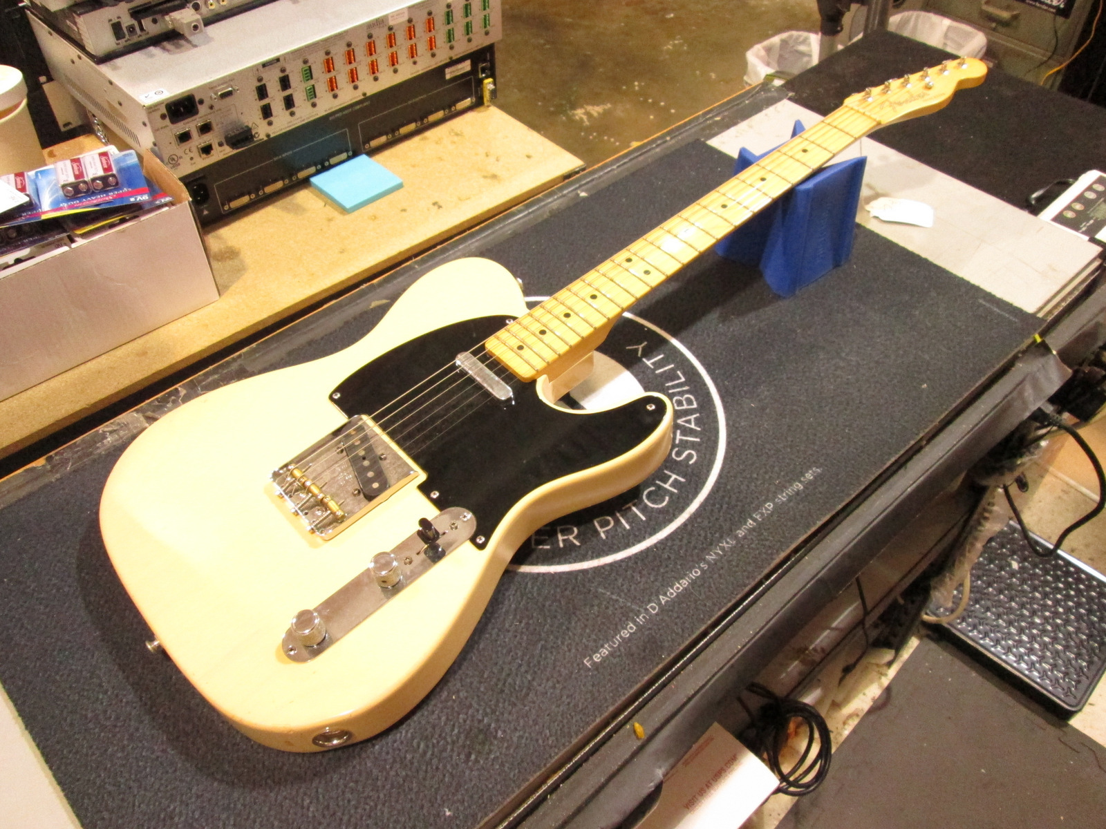 FENDER HIGHWAY ONE TEXAS TELECASTER **2004-2005**