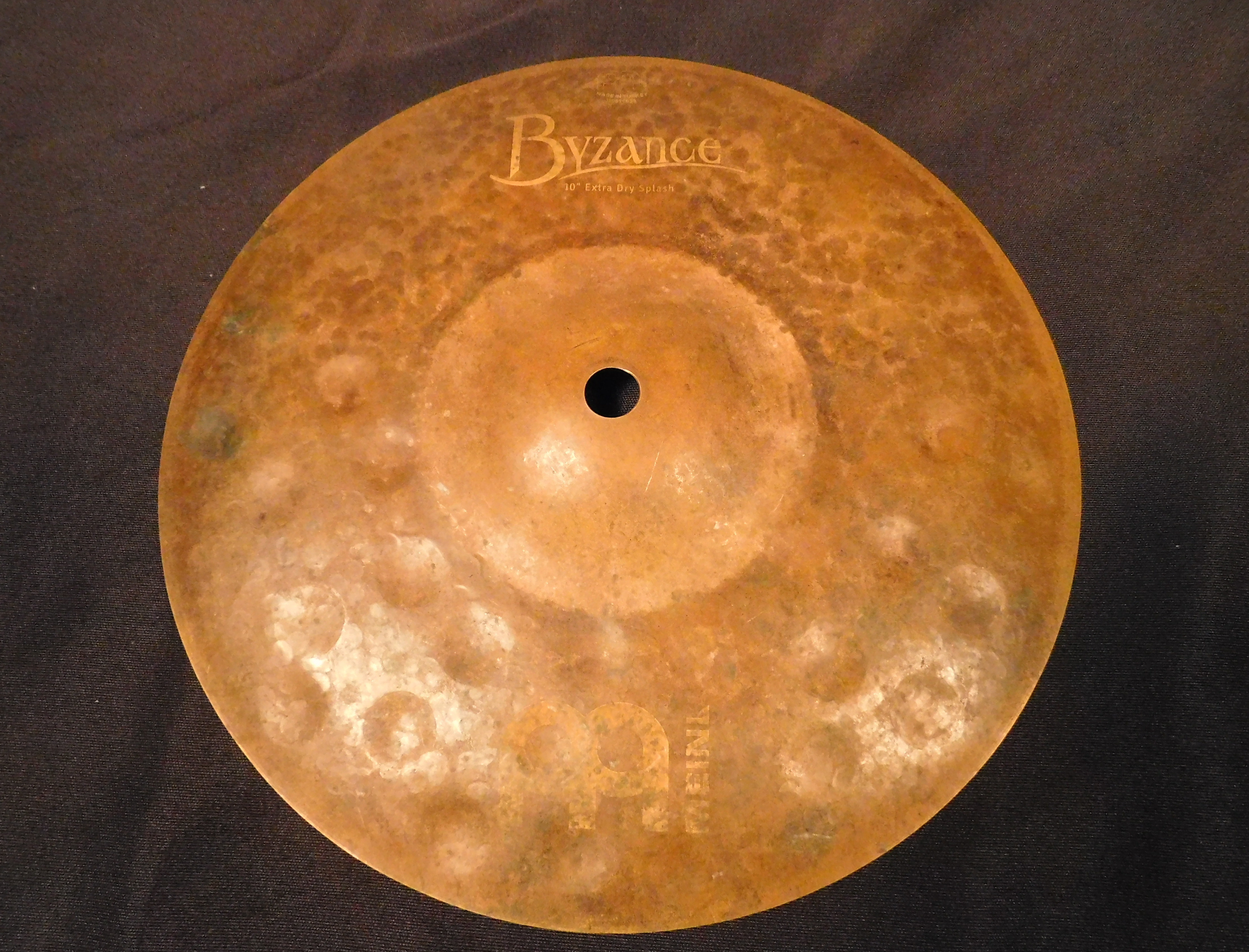 MEINL Byzance Extra Dry Splash Cymbal 10