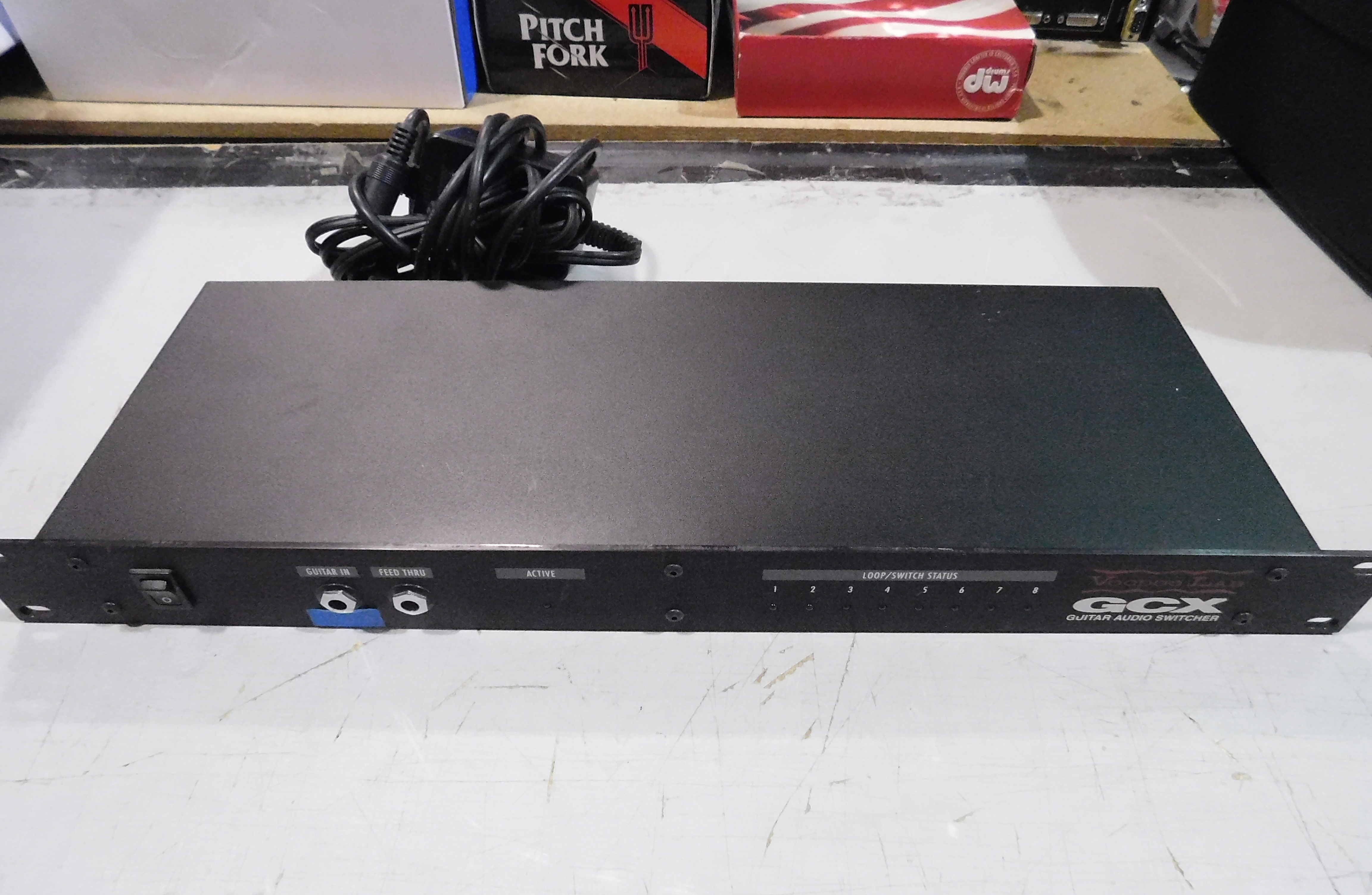 VOODOO LAB GCX Audio Switcher Rackmount