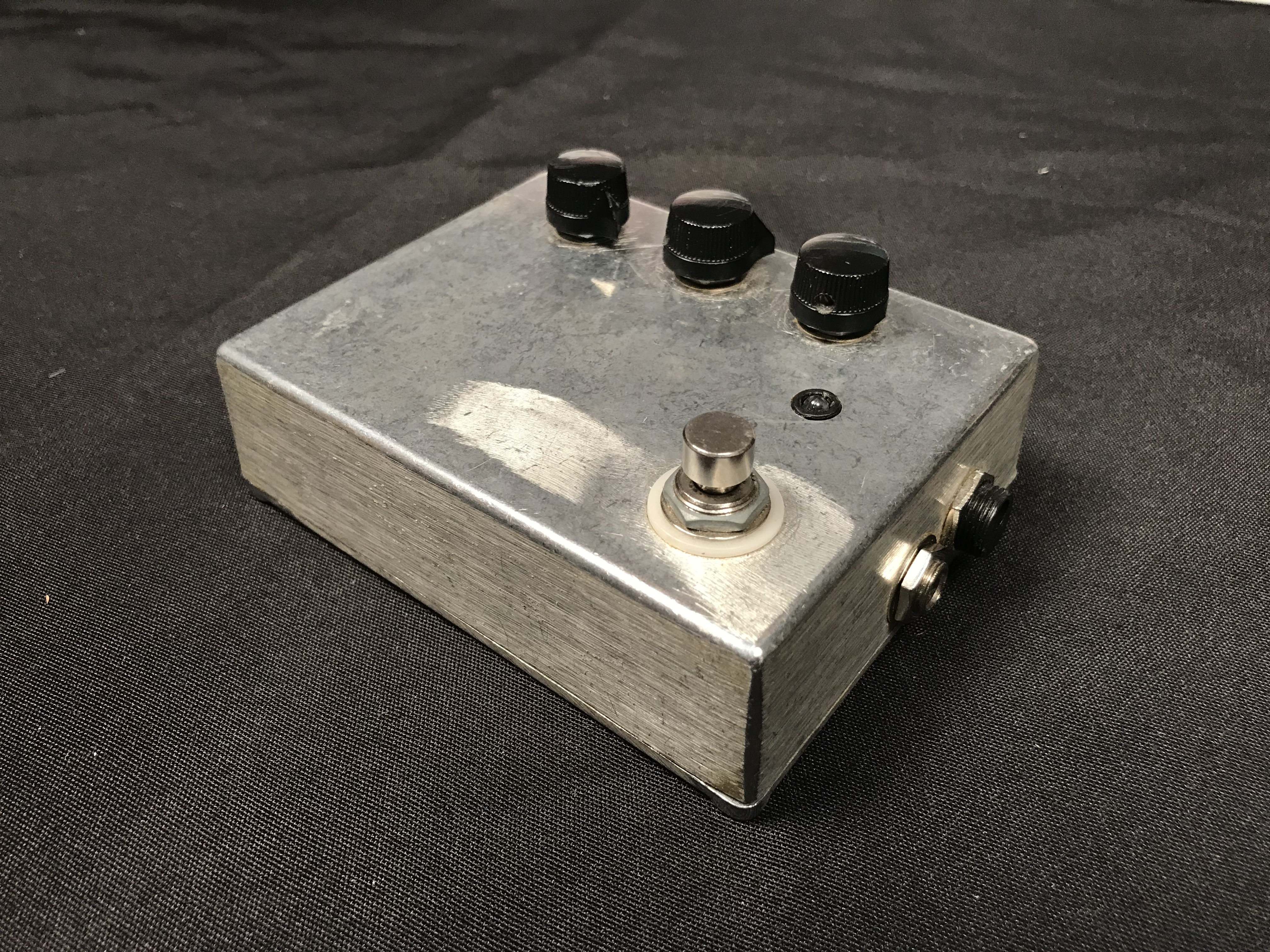 PEDAL PUSHER Klone Effect Pedal