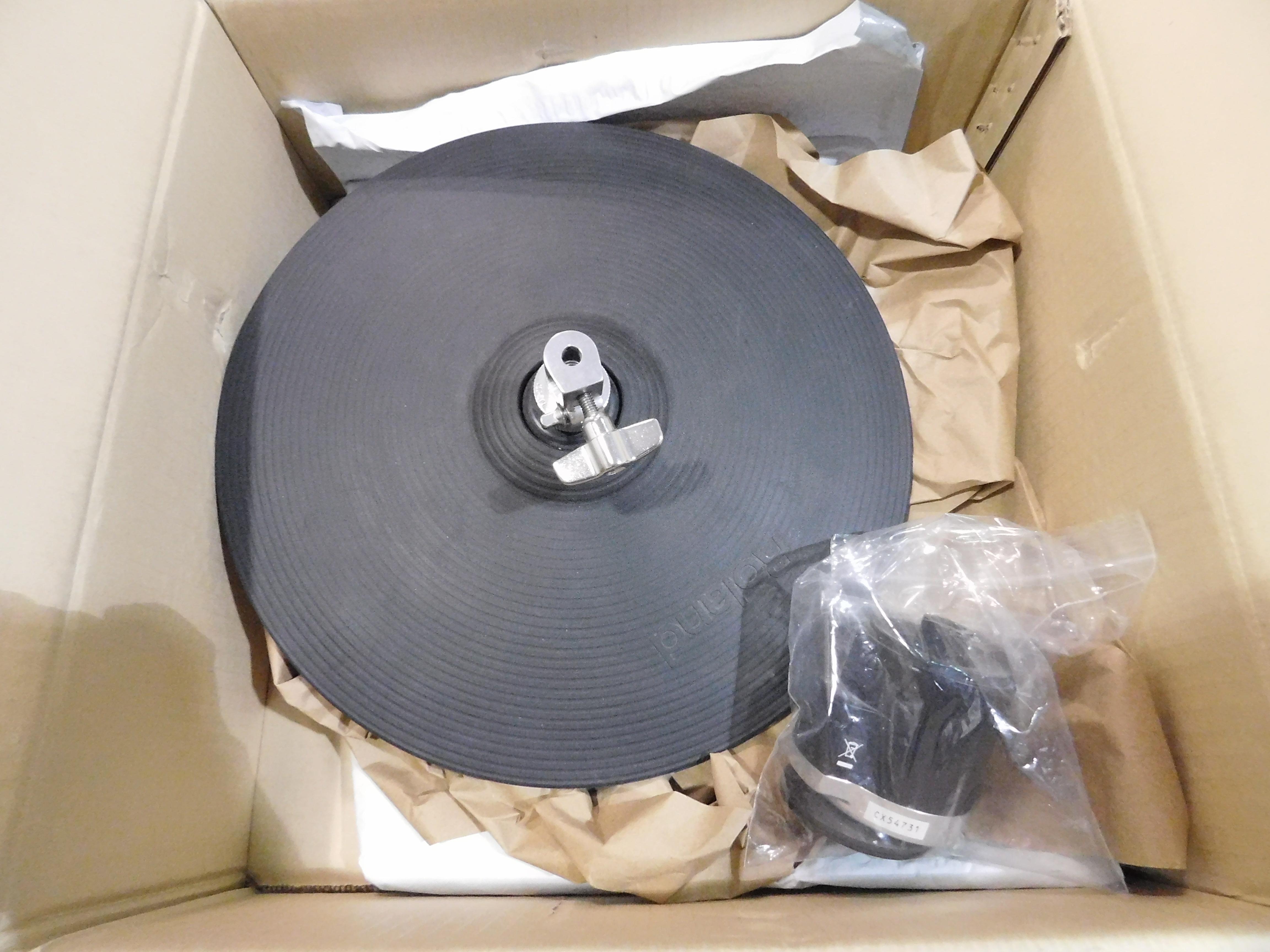 ROLAND VH-11 V-Hi-Hat Electronic Hi-Hat Drum Trigger