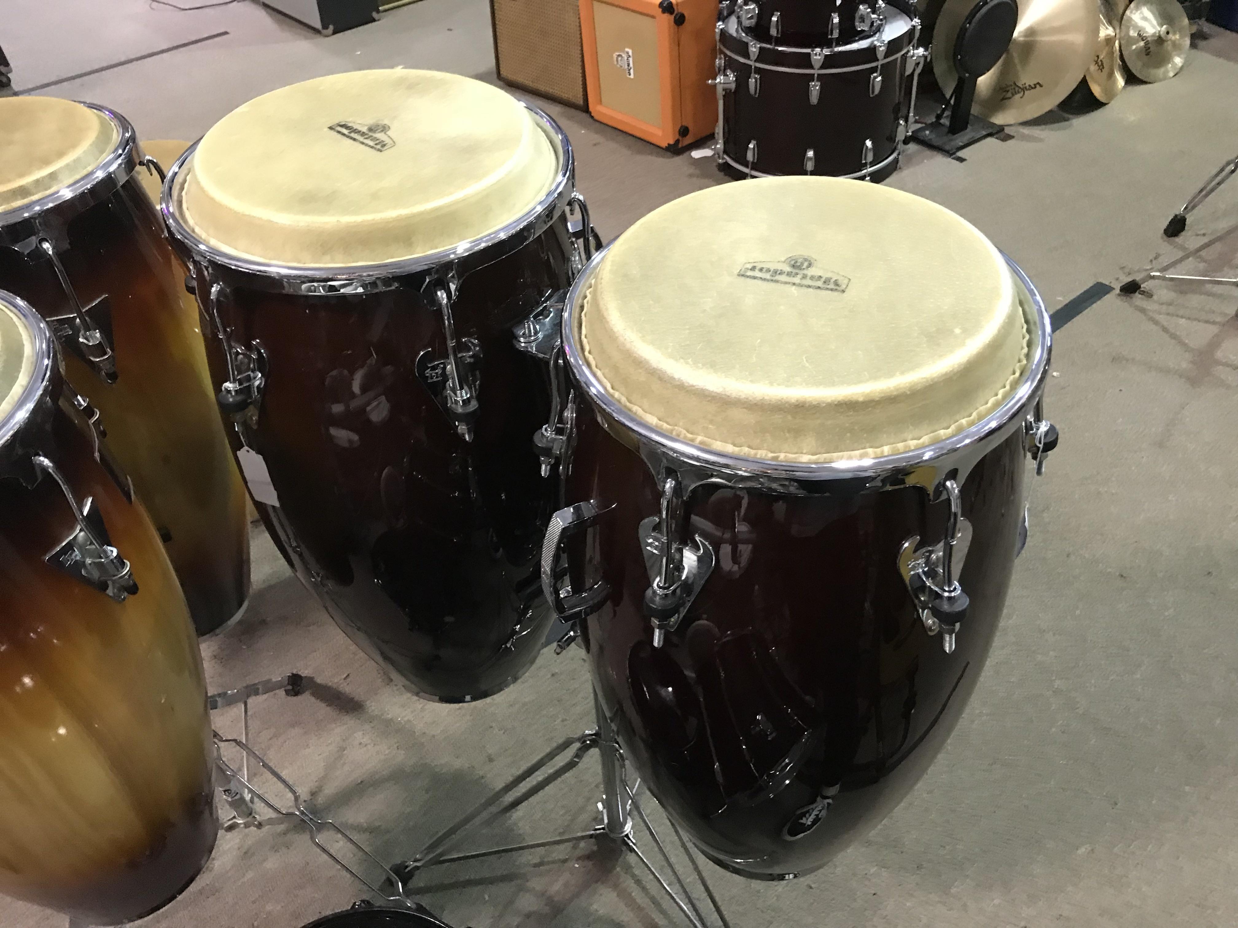 MATADOR Conga Drums Pair with Stand