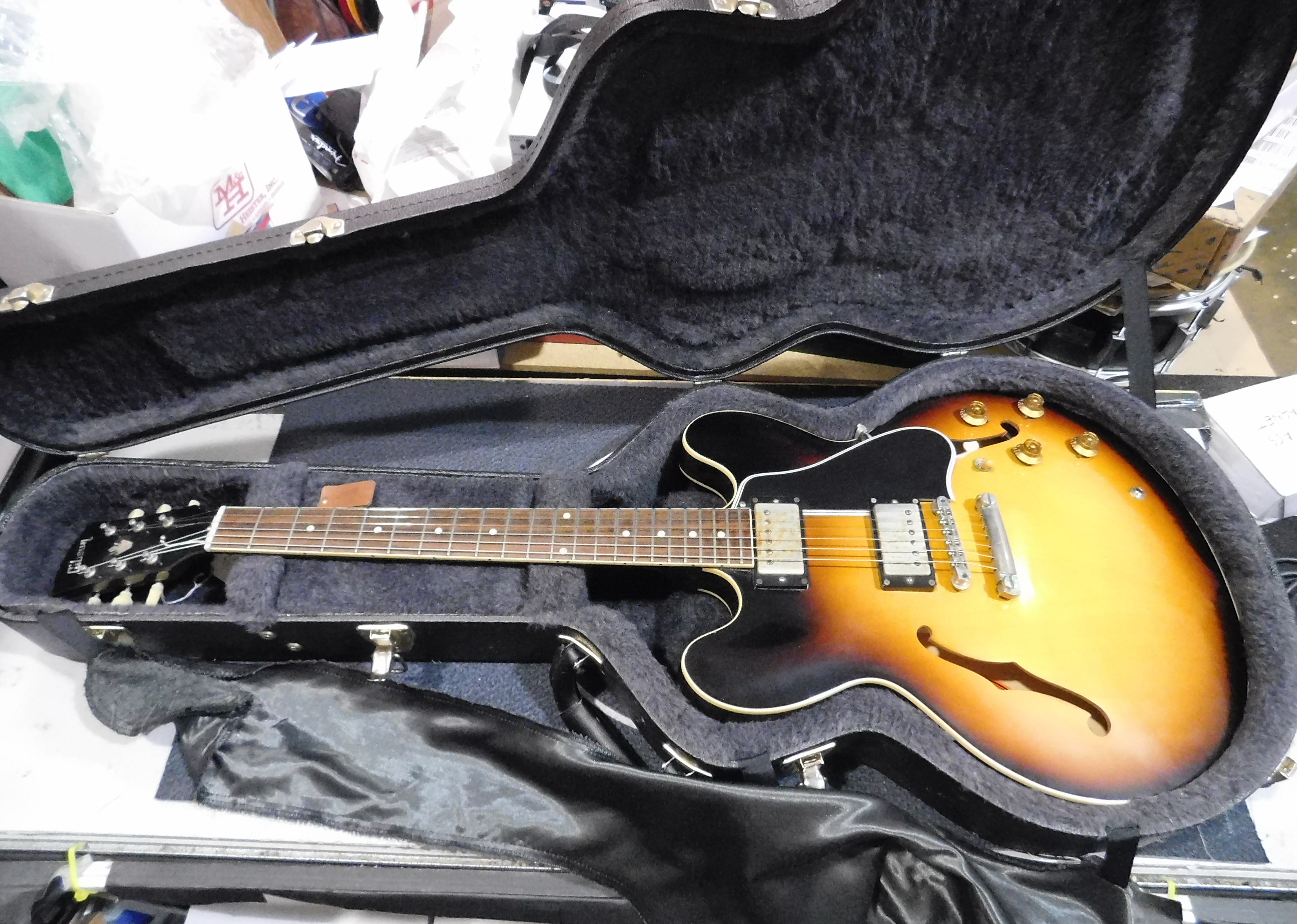 GIBSON ES-335 1959 Dot Reissue Semi-Hollowbody Electric Guitar **HSC**