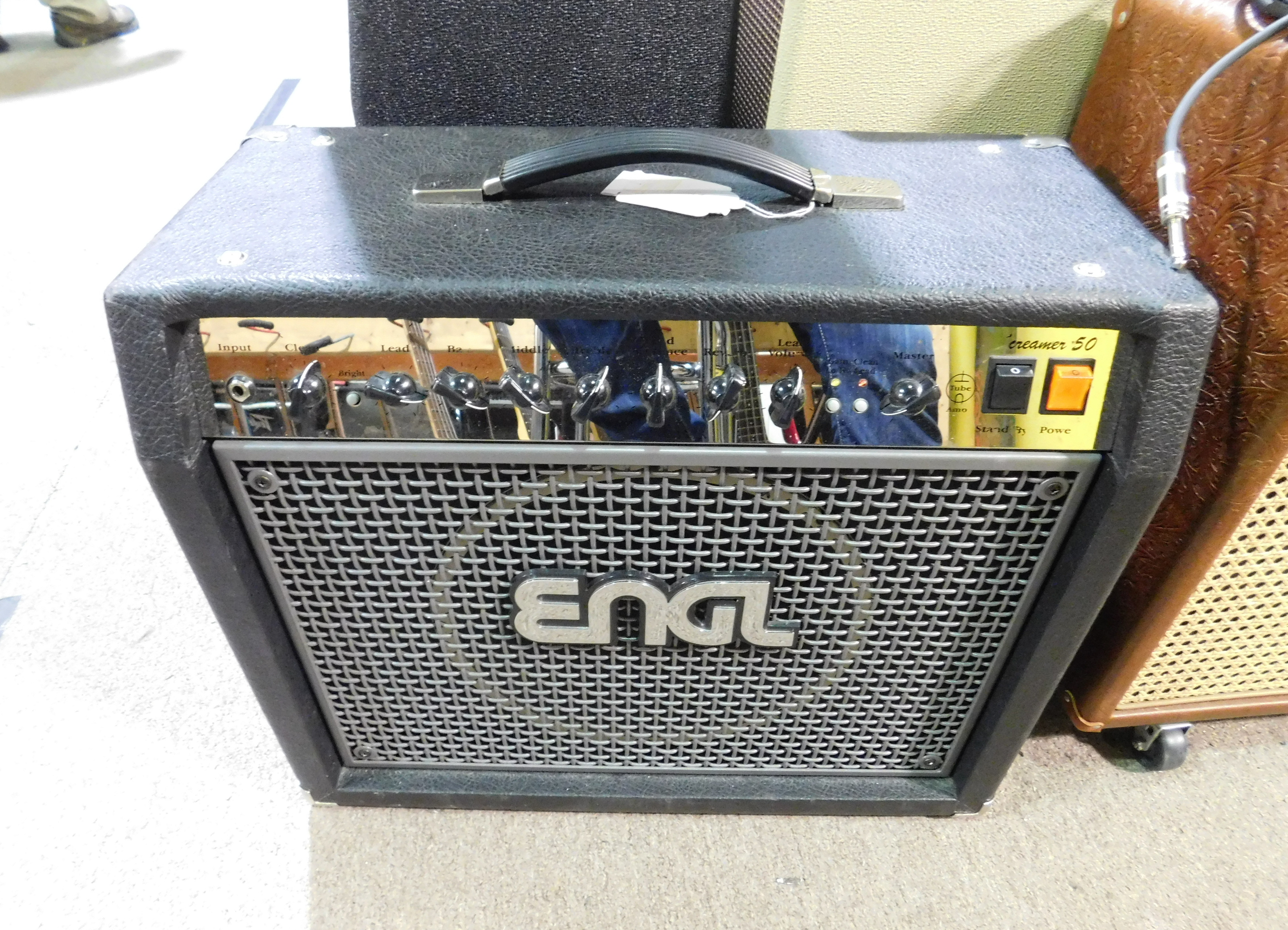ENGL SCREAMER 50 TYPE E330 50W 1x12 Guitar Combo Amp - LOCAL PICKUP ONLY!
