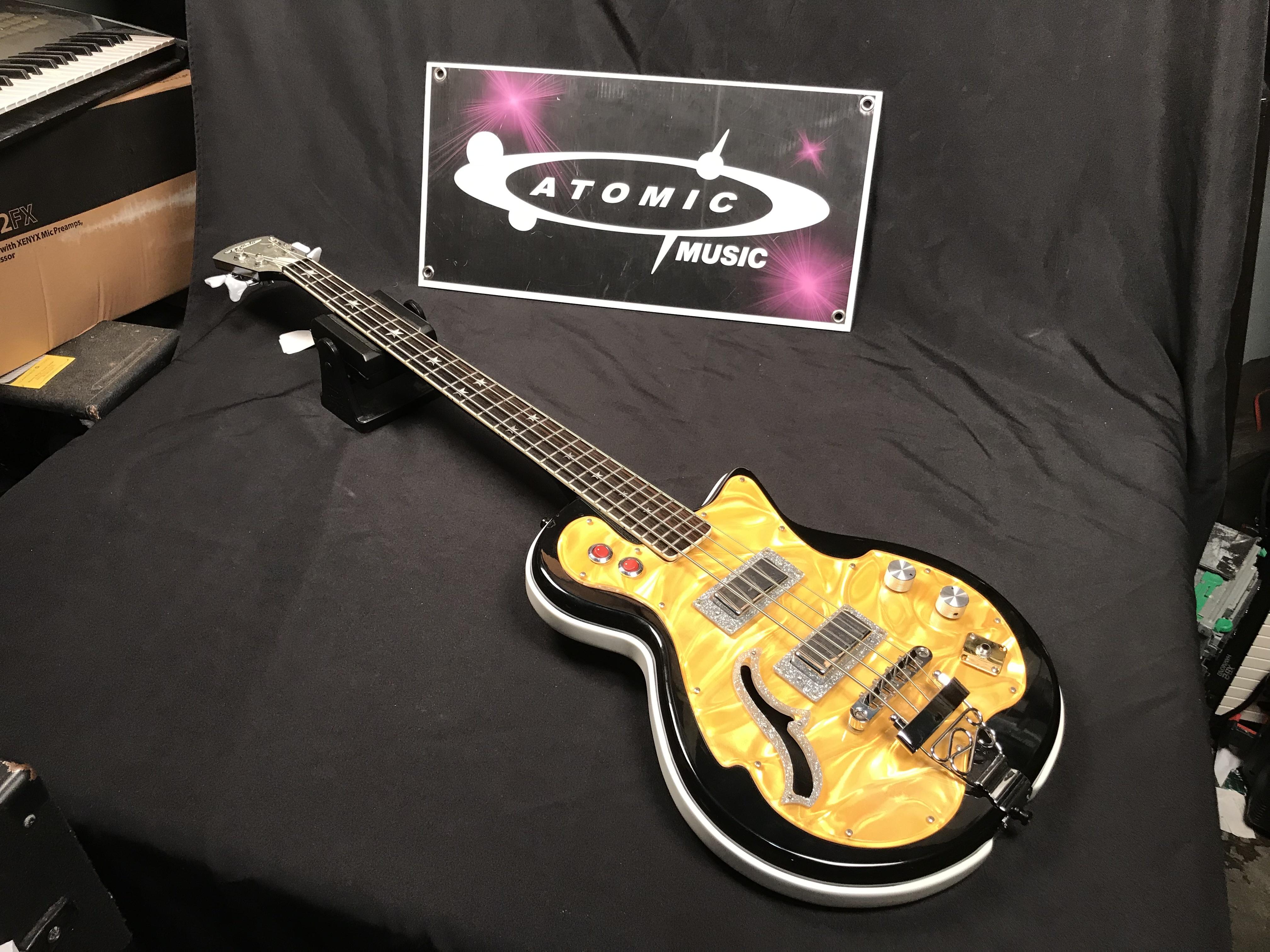 DIPINTO BELVEDERE Bass Guitar