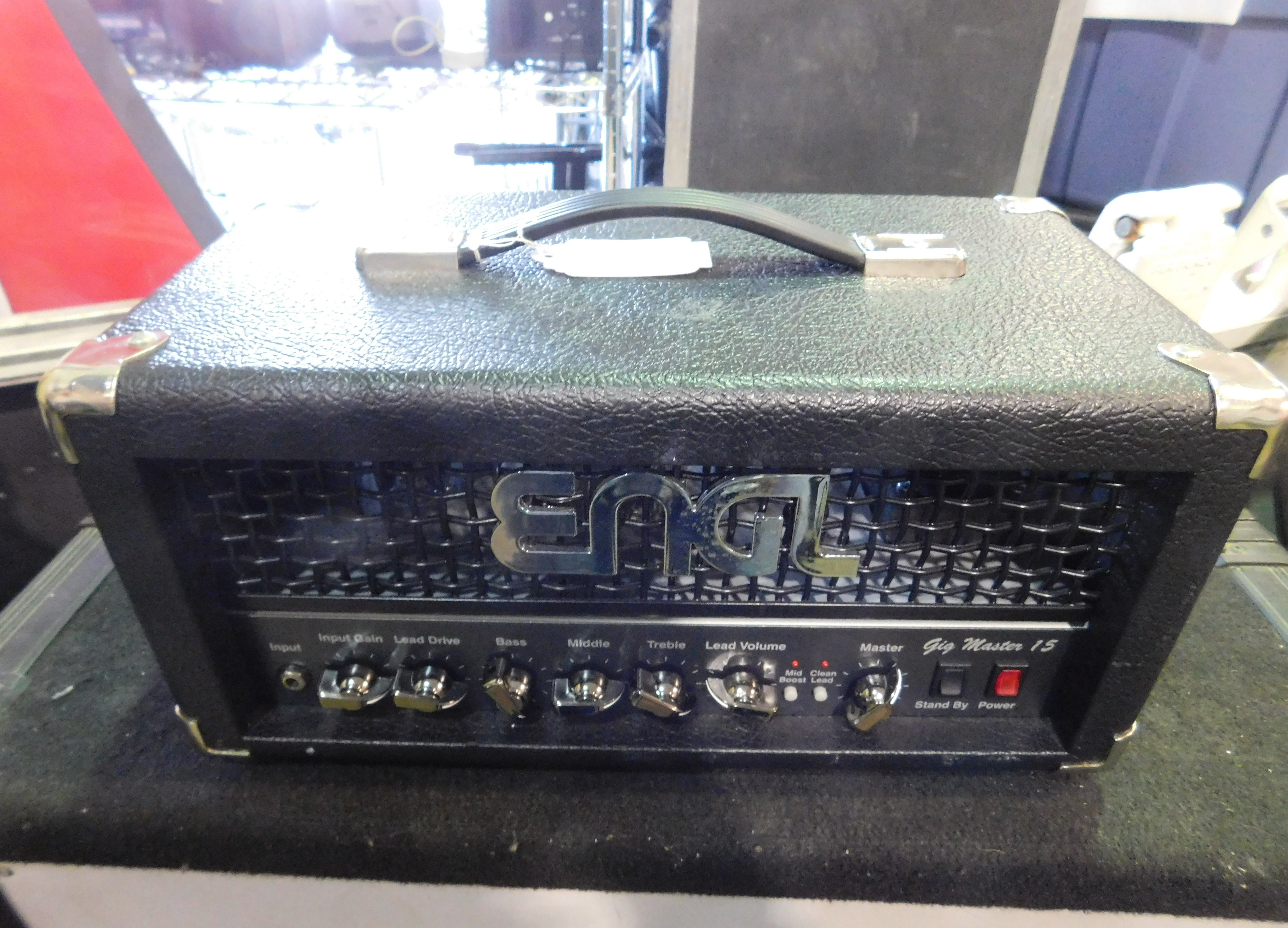 ENGL GIGMASTER 15 - 15W Tube Guitar Amp Head
