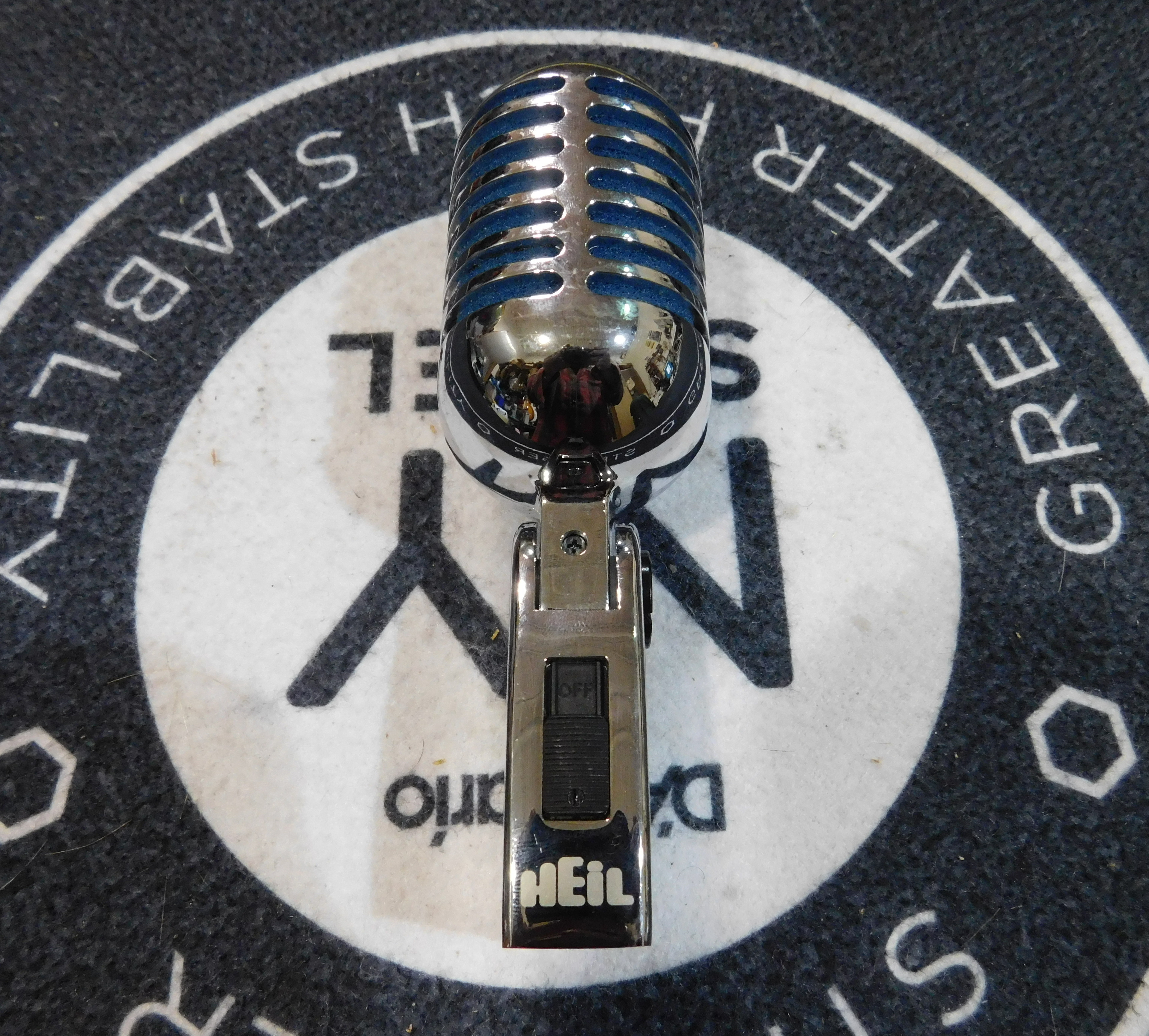 HEIL SOUND HERITAGE Dynamic Cardioid Studio Microphone