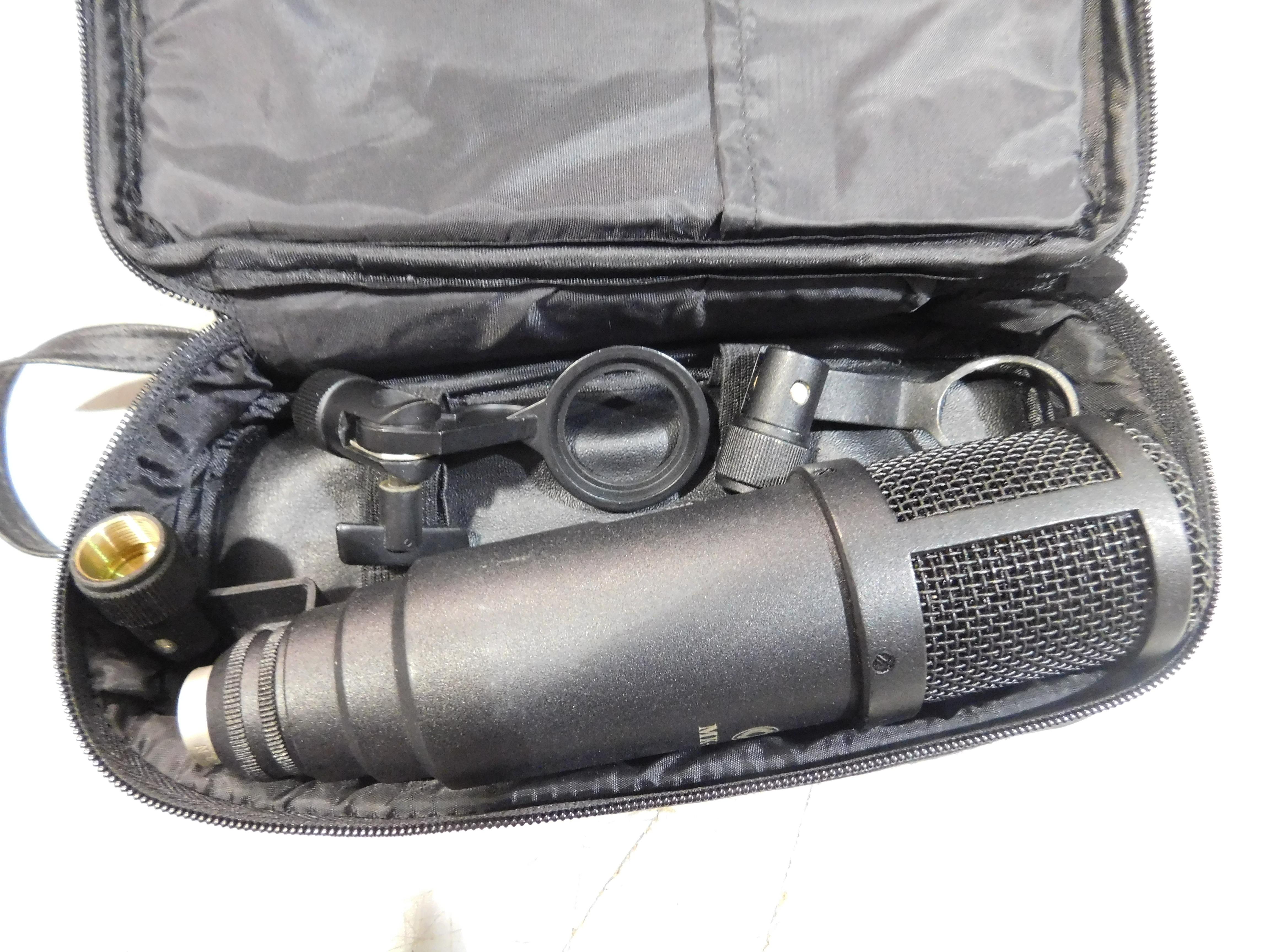 OKTAVA MK-319 Cardioid Condenser Microphone w/ Bag!