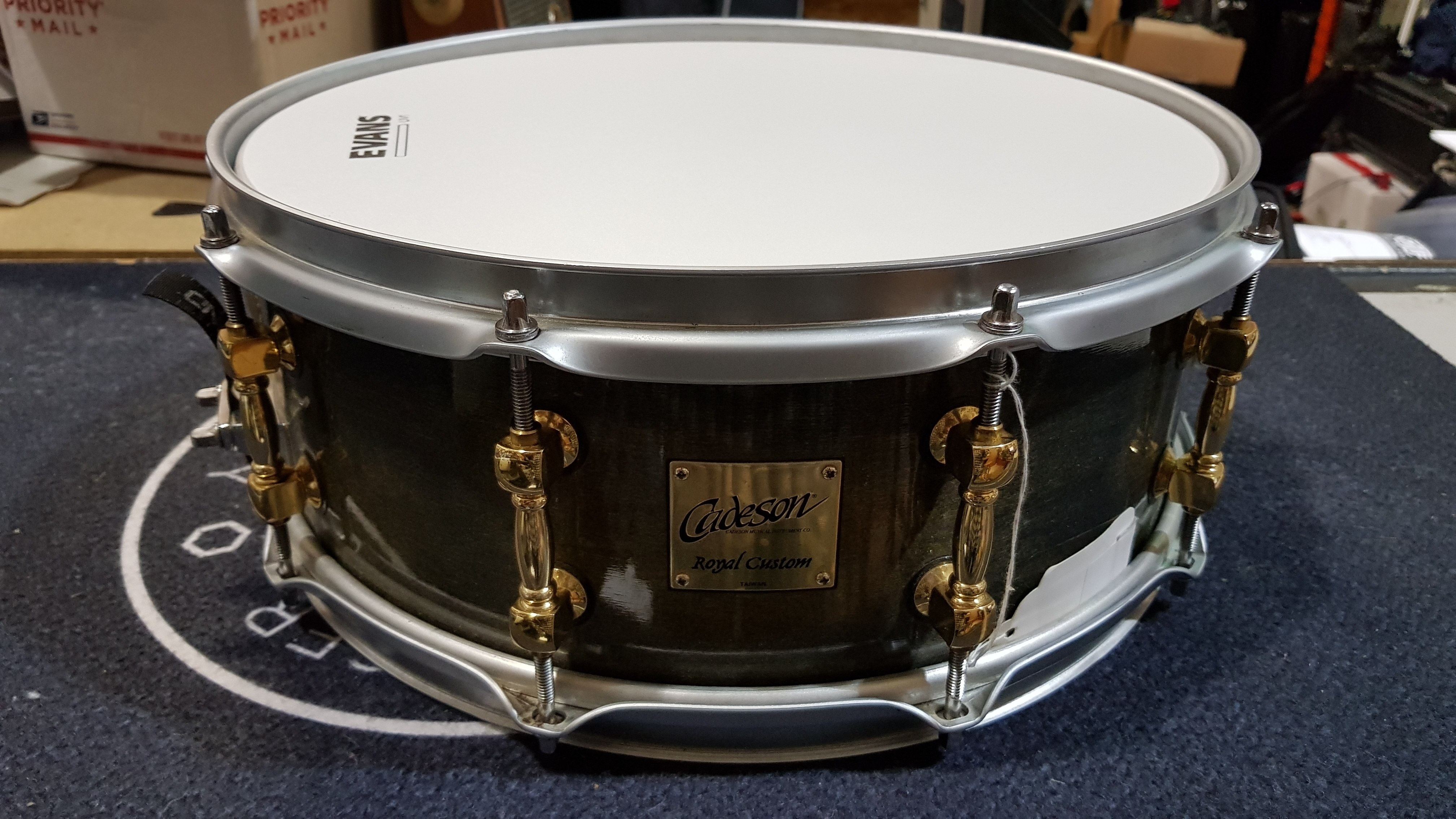 CADESON ROYAL CUSTOM Snare Drum 14