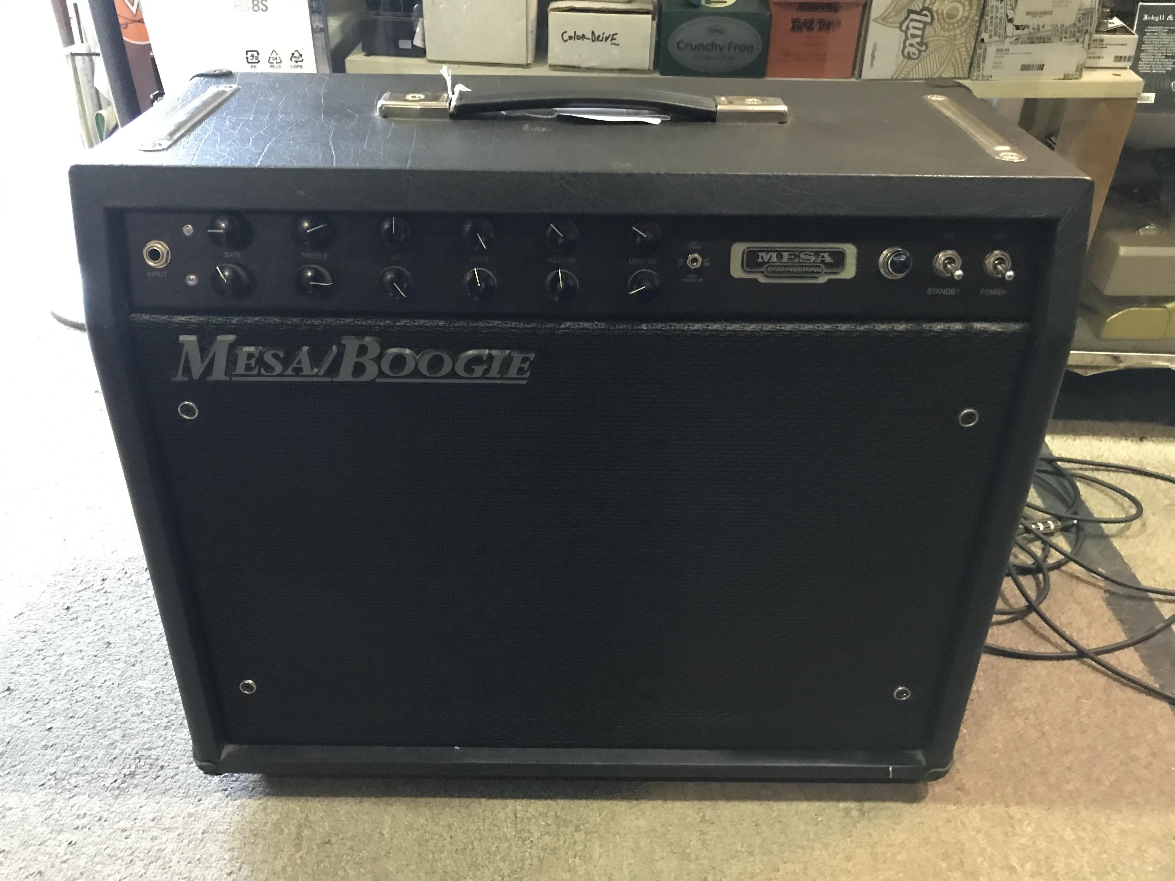 MESA BOOGIE F50 50W 1X12 Tube Guitar Combo Amp