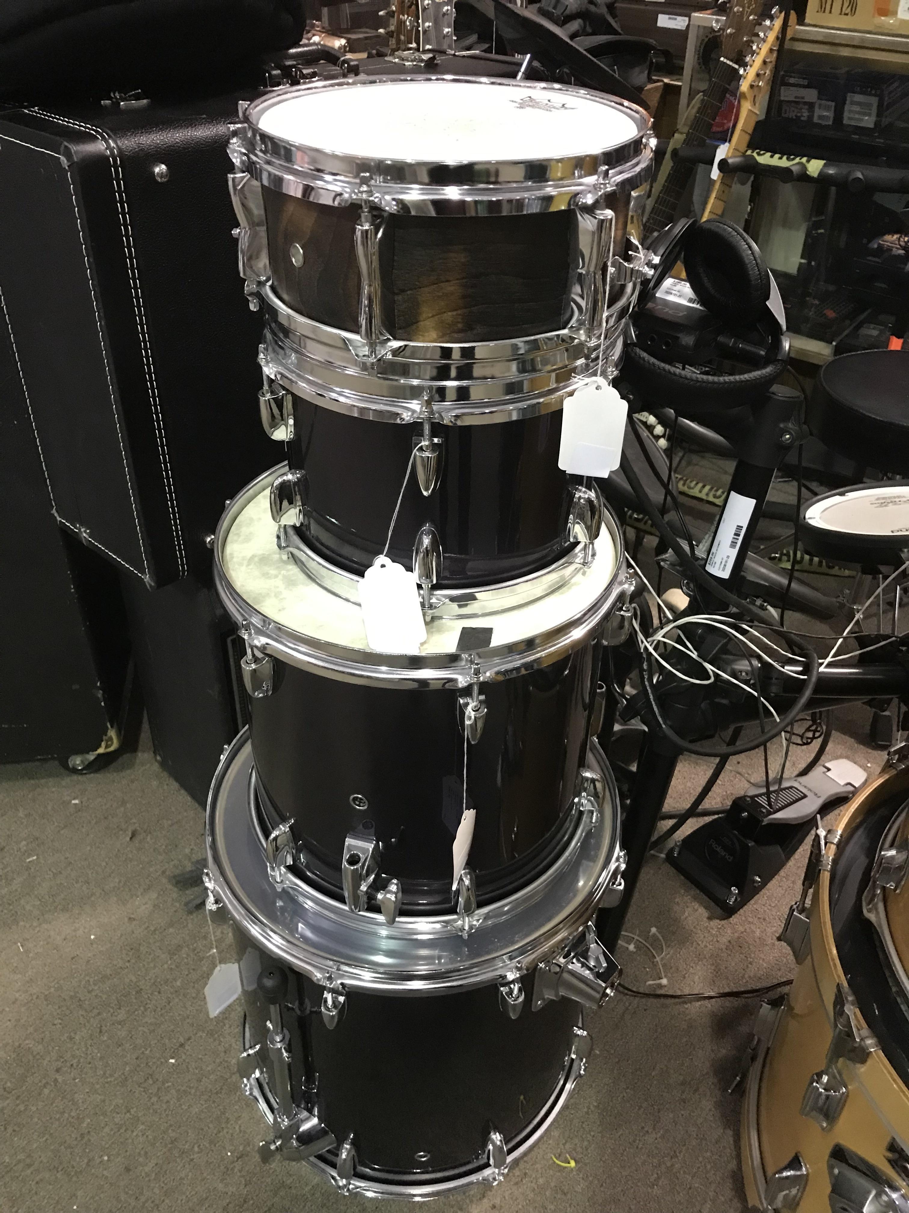 YAMAHA MANU KATCHE KIT Non-Original Snare 4PC Drum Kit