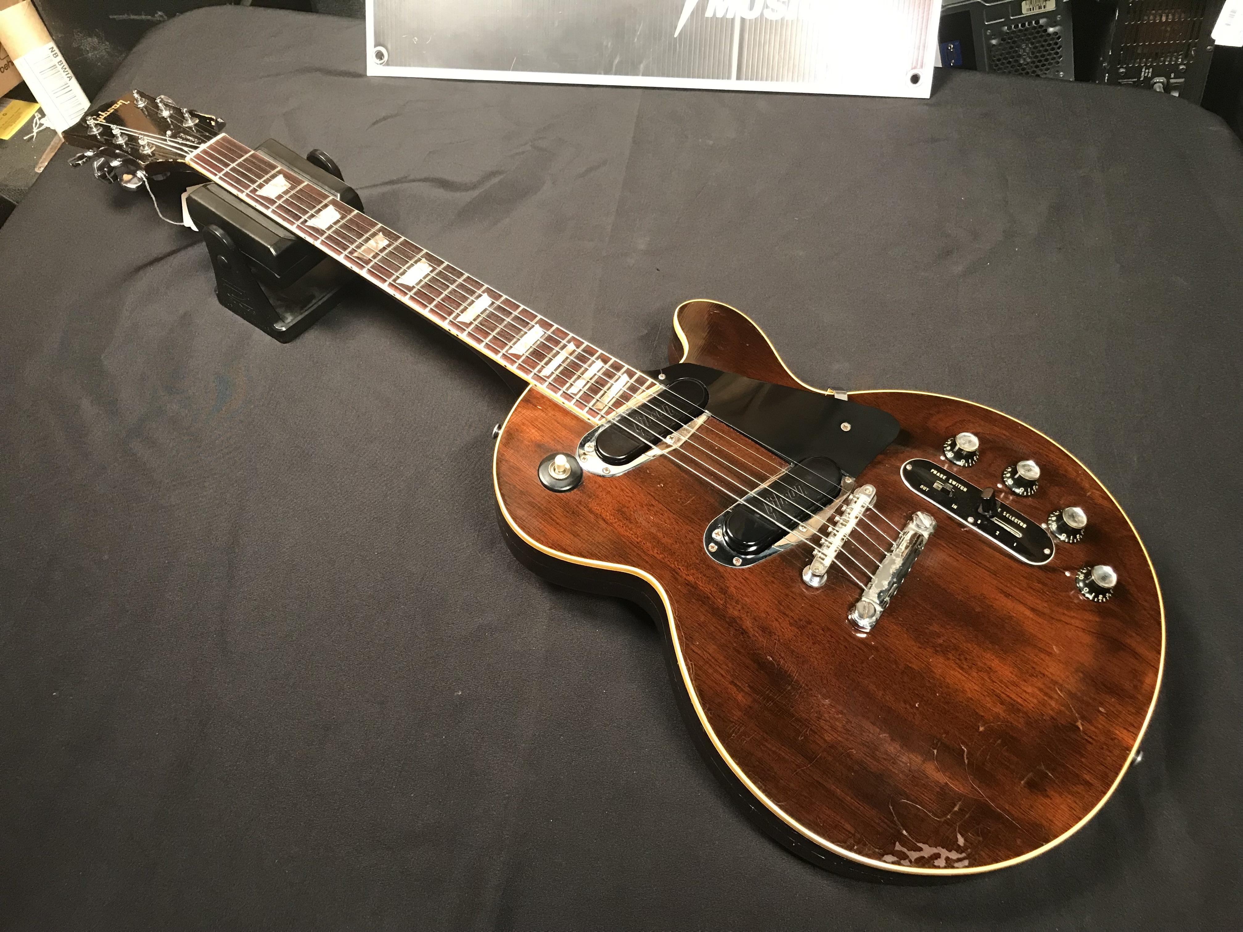 GIBSON LES PAUL PROFESSIONAL 1970 Electric Guitar OHSC RARE