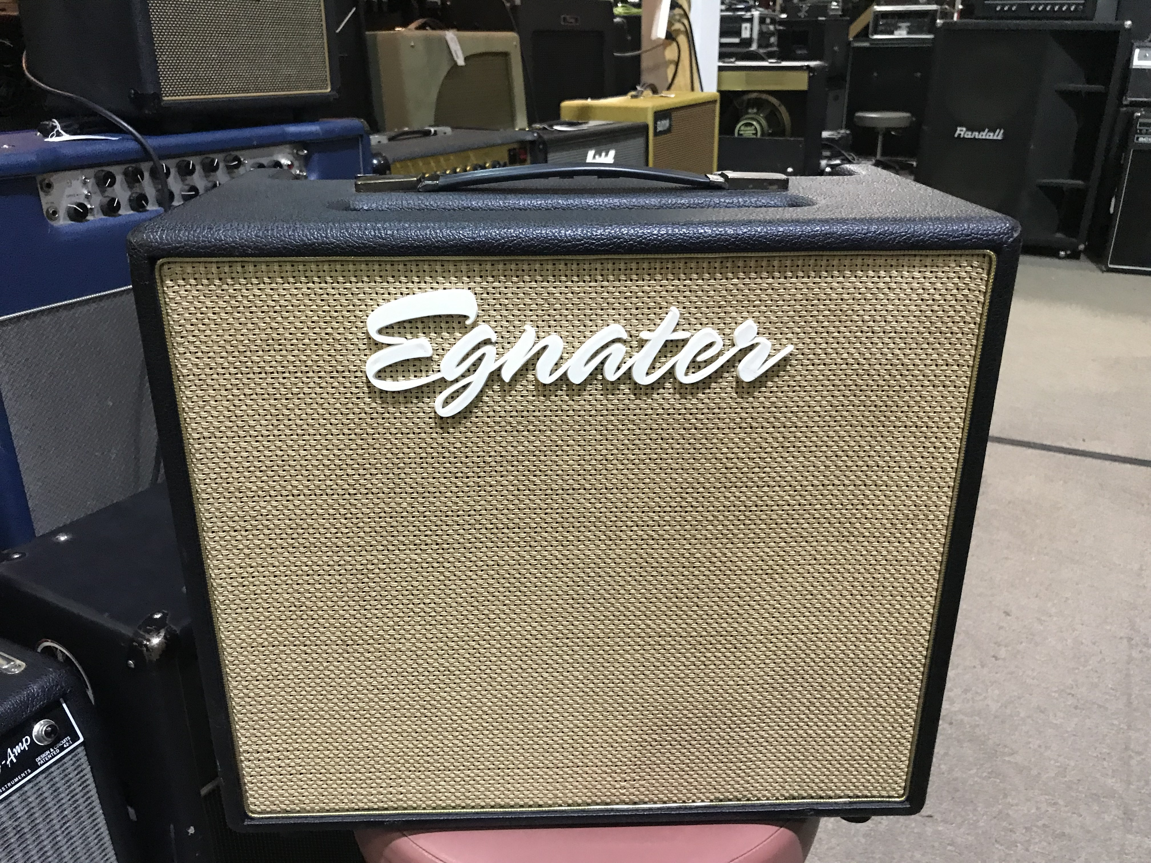 EGNATER TWEAKER 40 112 40W 1X12 Tube Combo Amp