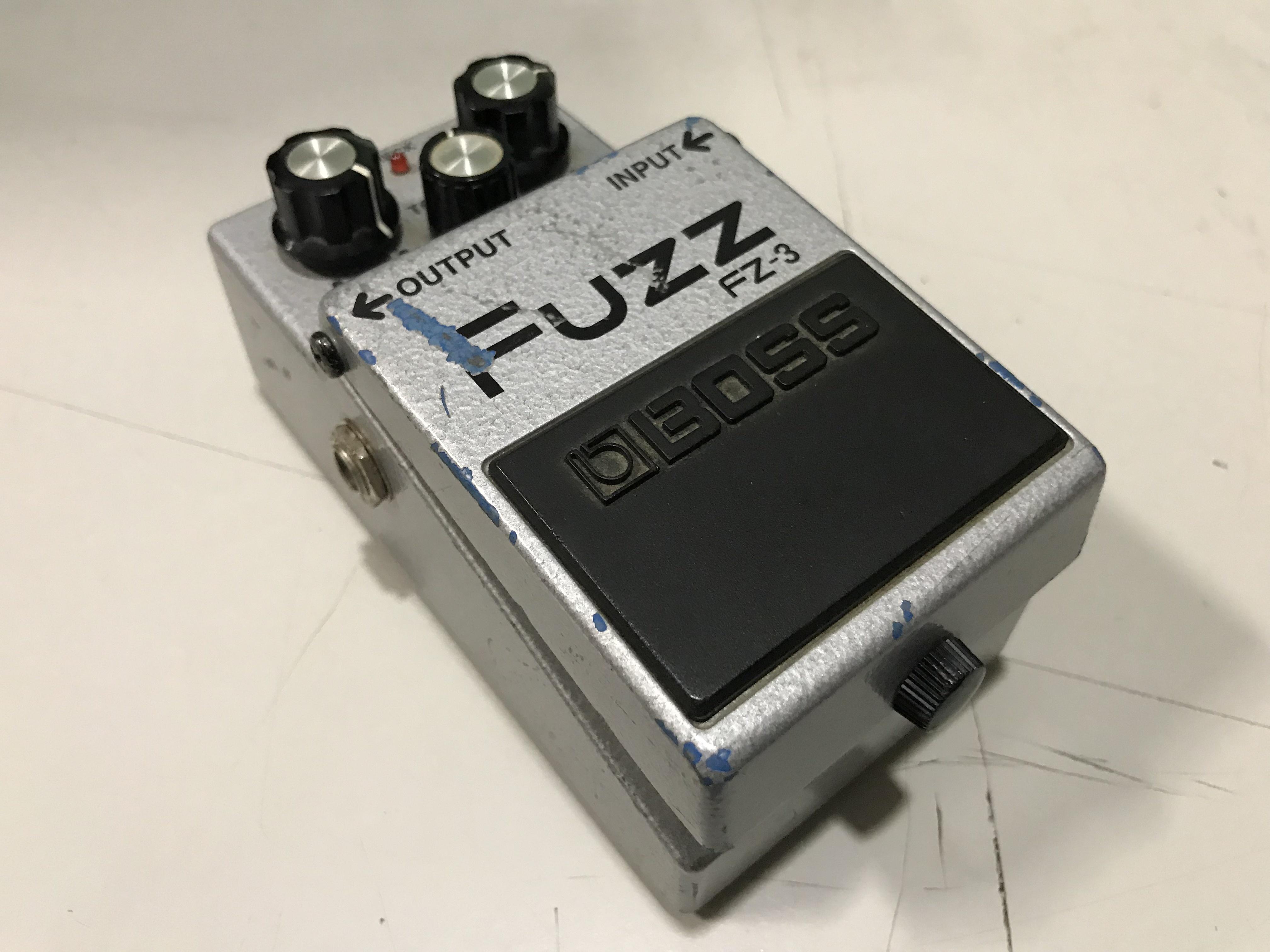 BOSS FZ-3 Fuzz Effect Pedal RARE