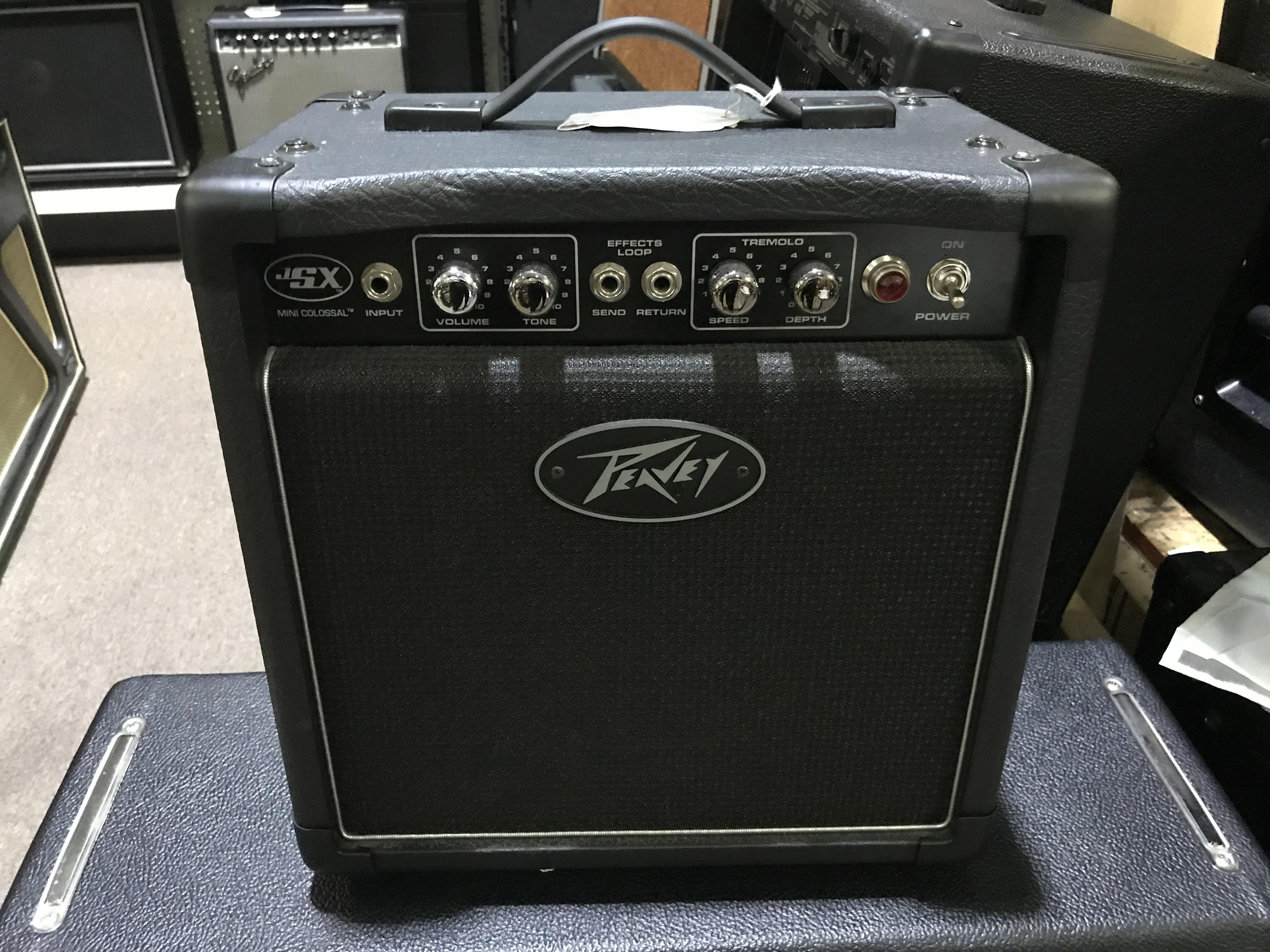 PEAVEY JSX MINI 5W 1X8 Guitar Combo Amp