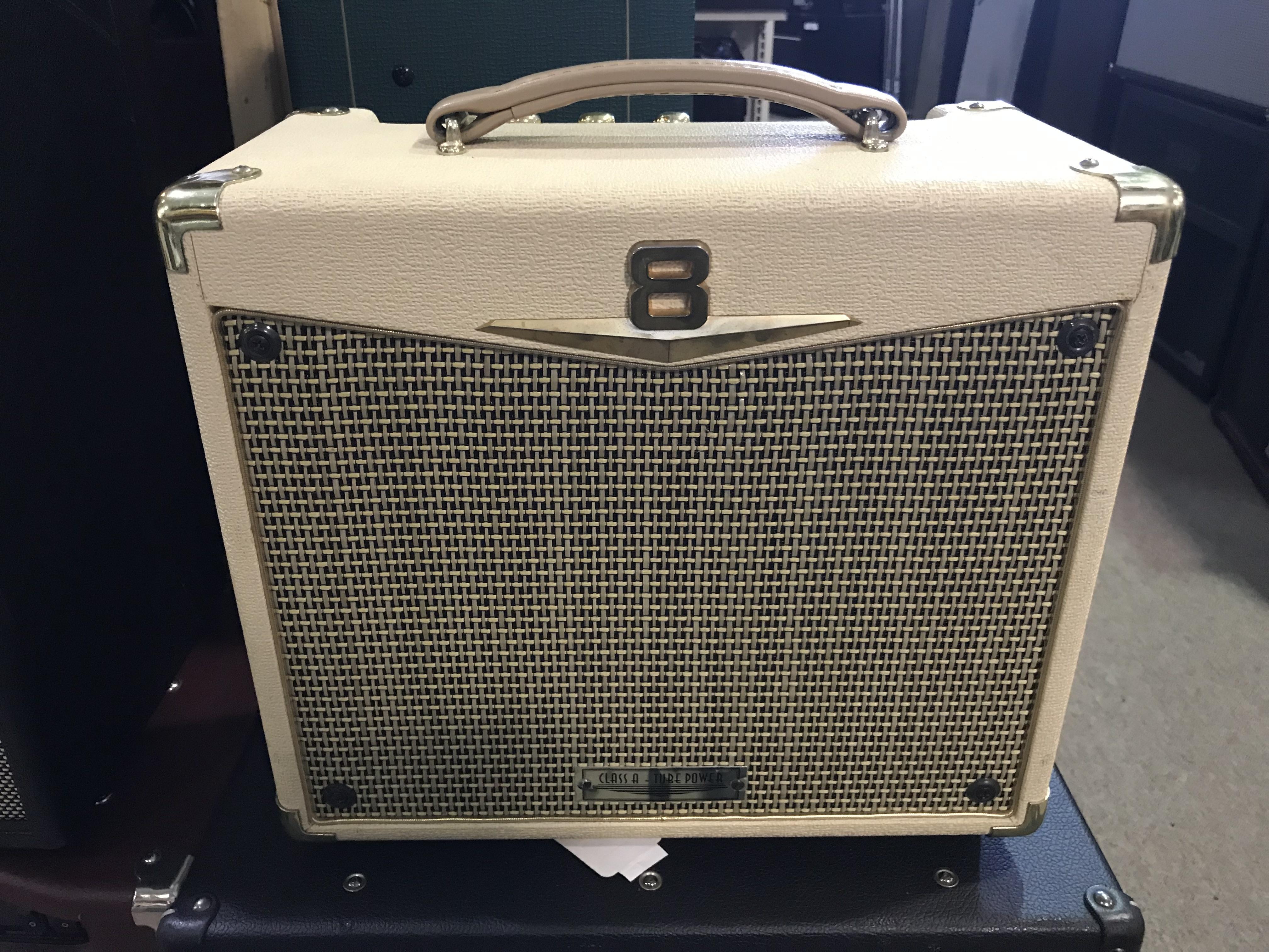 CRATE PALOMINO V8 5W 1X8 Tube Combo Guitar Amp