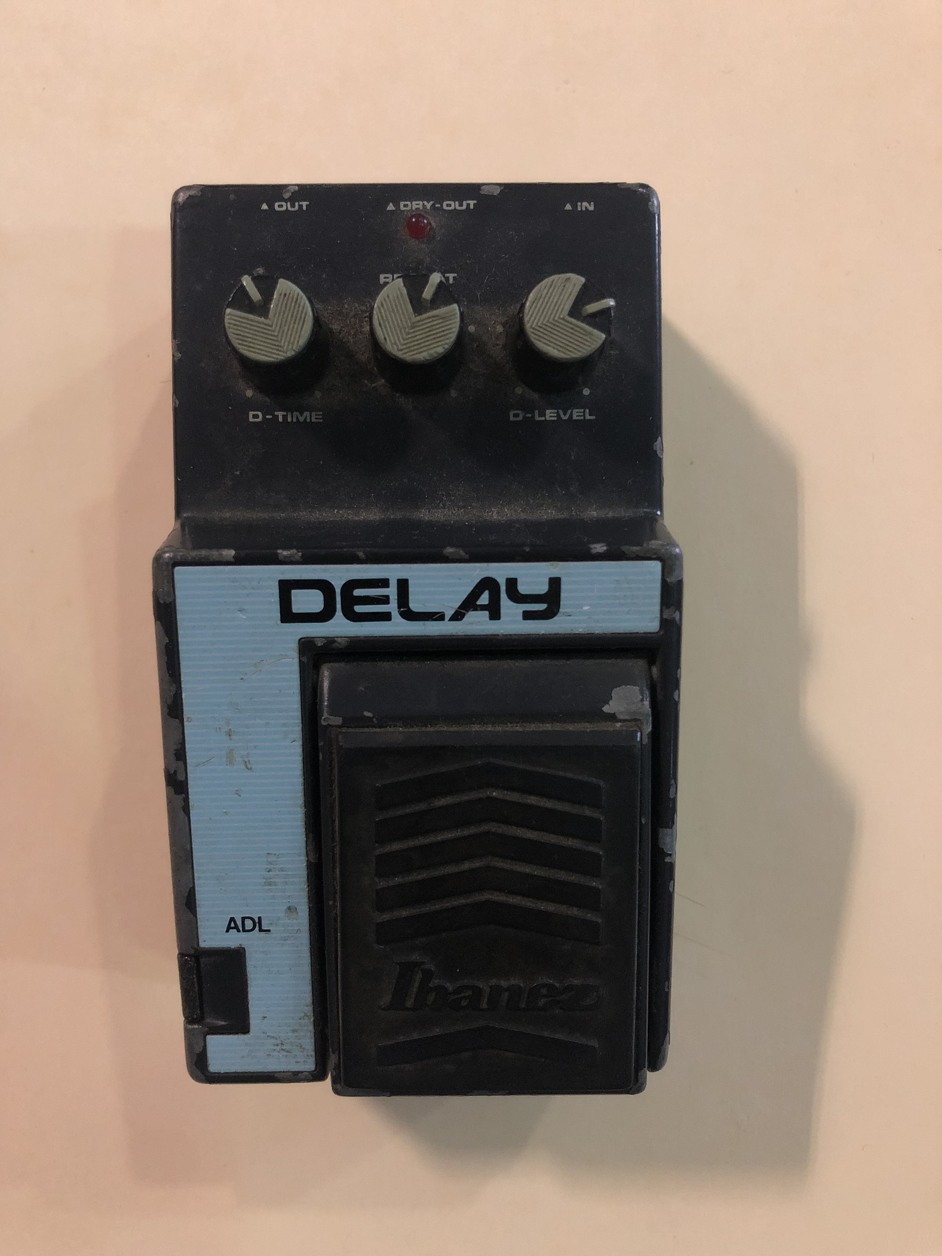 IBANEZ - ADL ANALOG DELAY - EFFECTS PEDAL