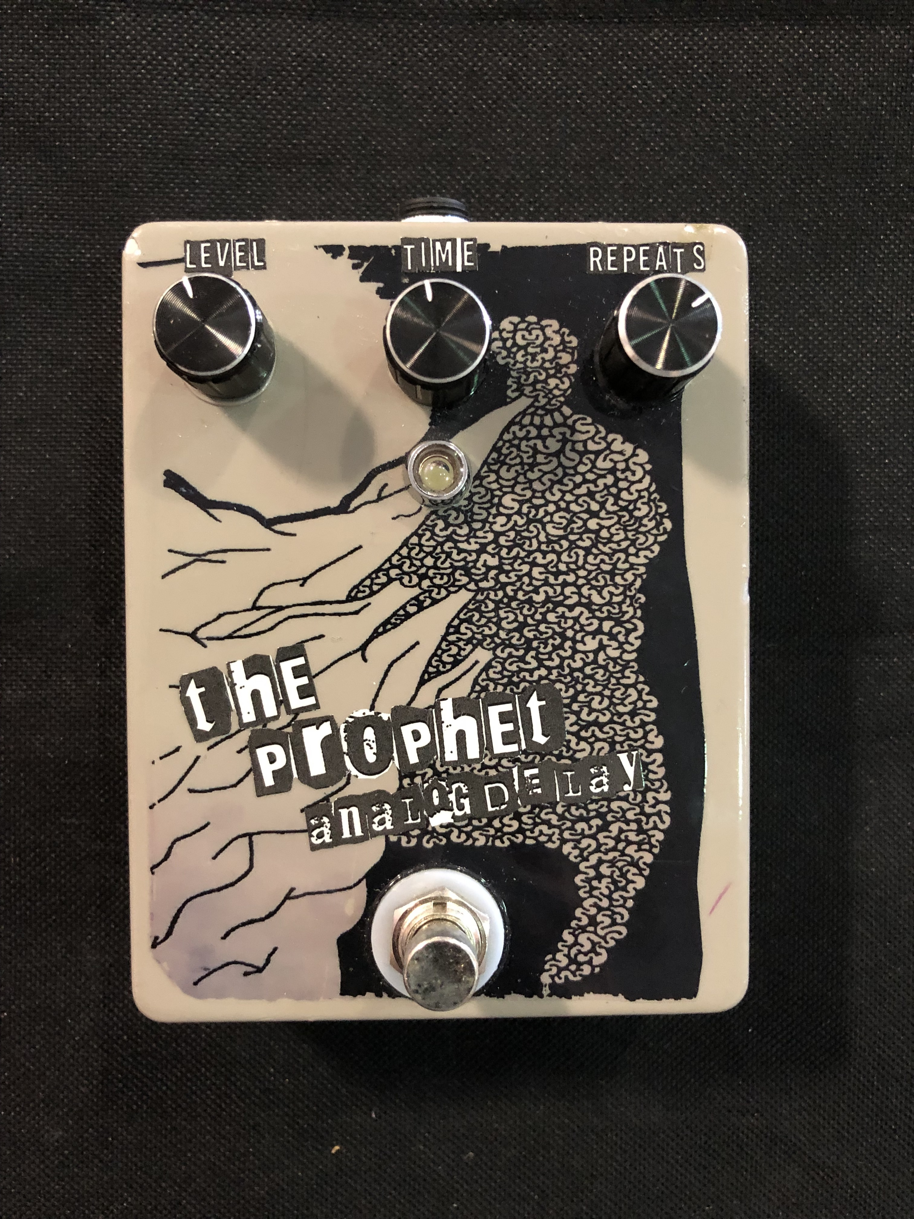 ROBO PEDAL - THE PROPHET - ANALOG DELAY EFFECTS PEDAL