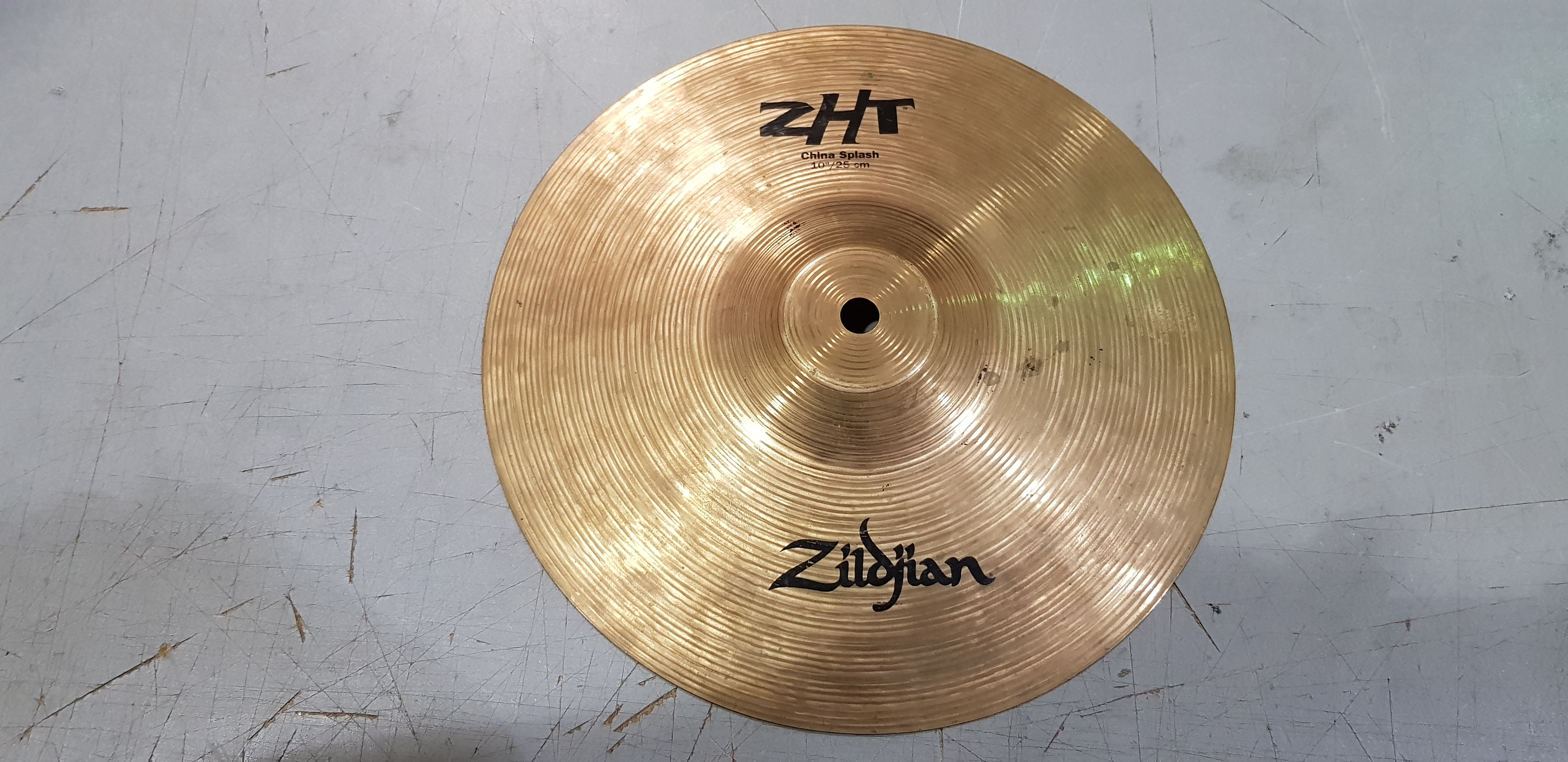 ZILDJIAN ZHT CHINA SPLASH 10