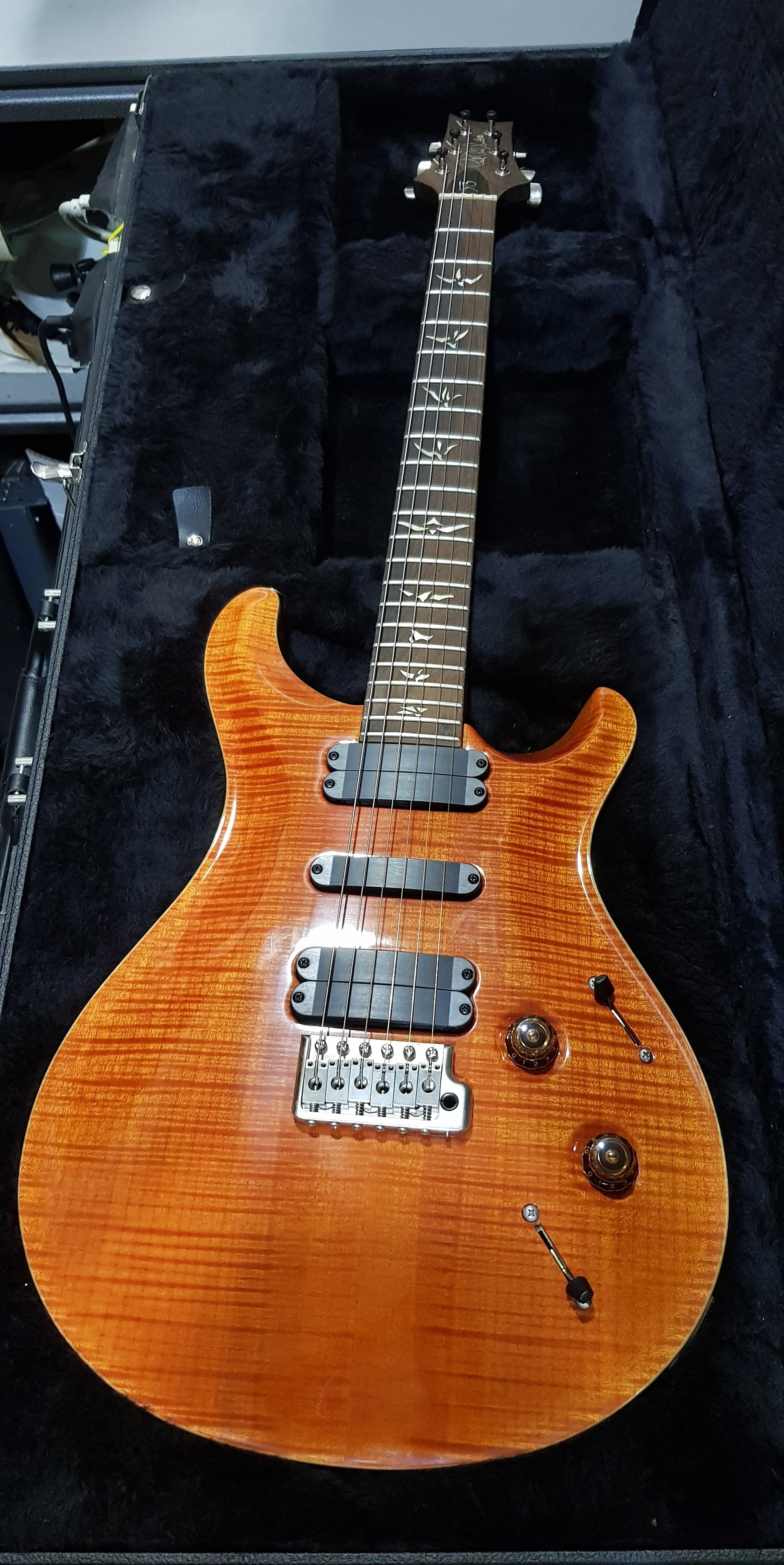 2005 PAUL REED SMITH PRS 513 Electric Guitar **OHSC** Brazilian Rosewood Neck