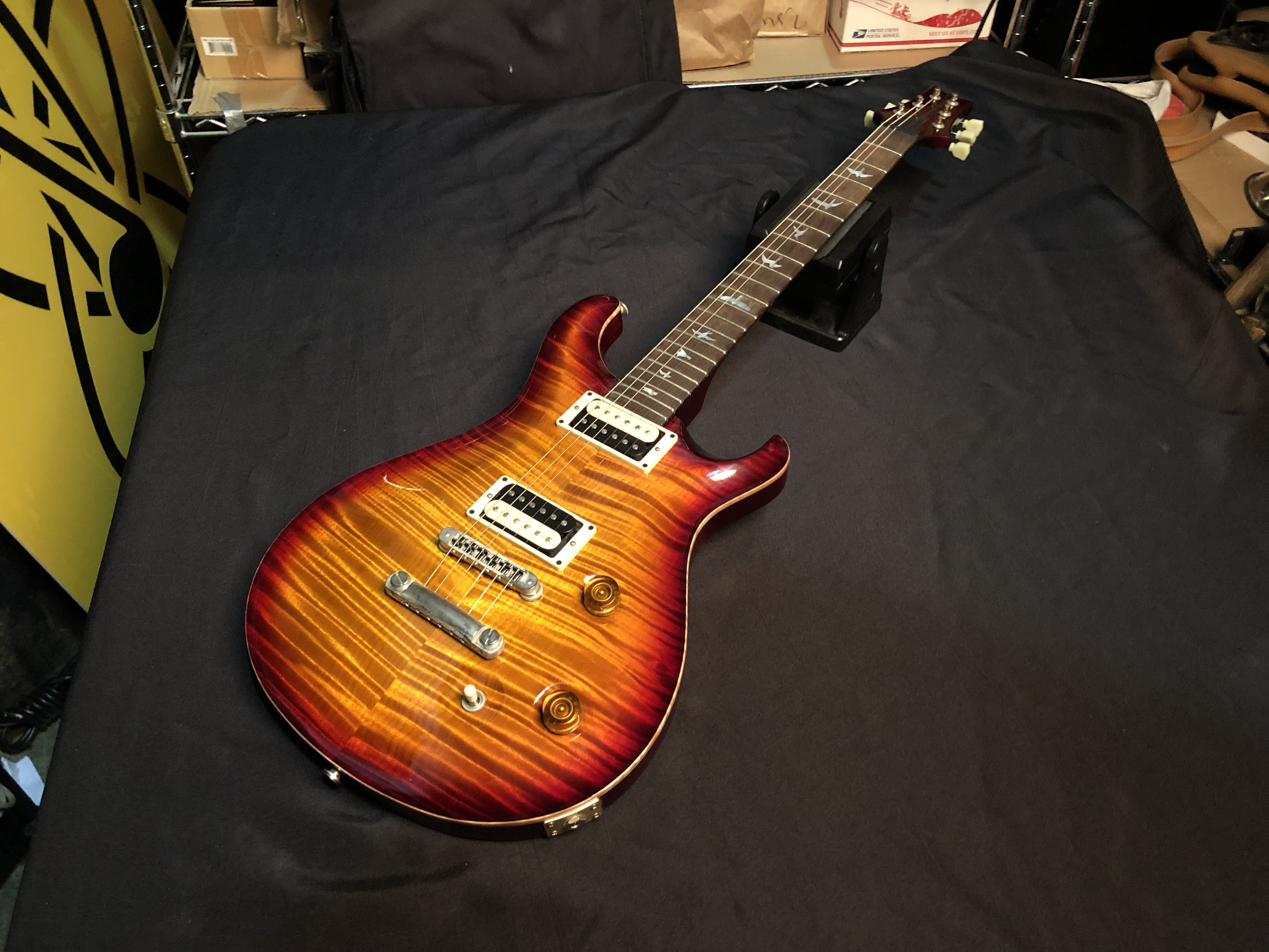 2009 PAUL REED SMITH PRS - 25TH ANNIVERSARY CUSTOM 22  - ELECTRIC GUITAR